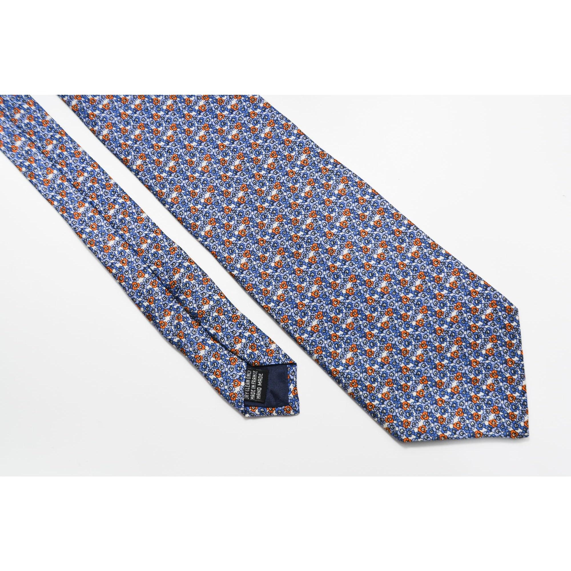 Cravate BRUMMELL Bleu, bleu marine, bleu turquoise