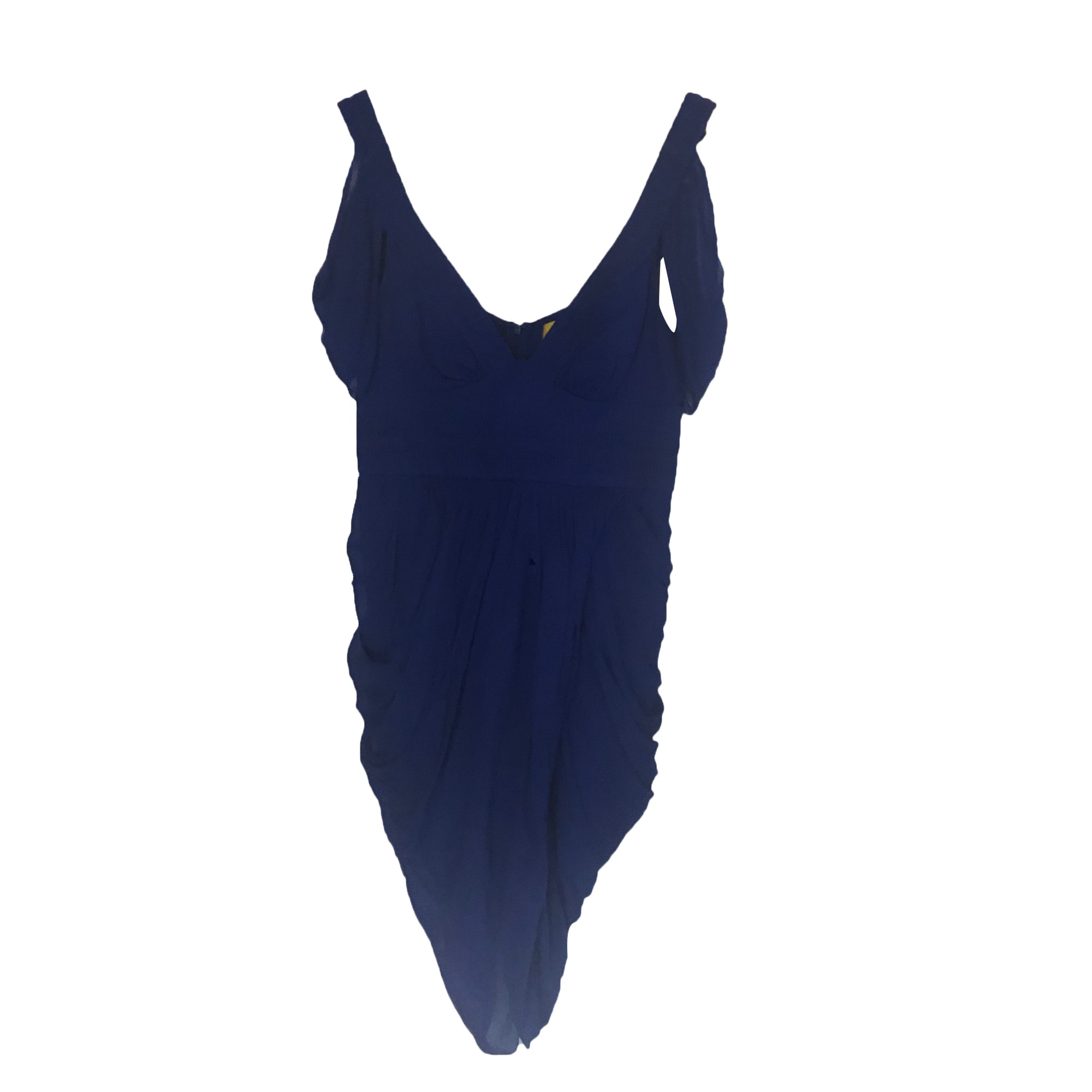 Robe courte CATHERINE MALANDRINO Bleu, bleu marine, bleu turquoise