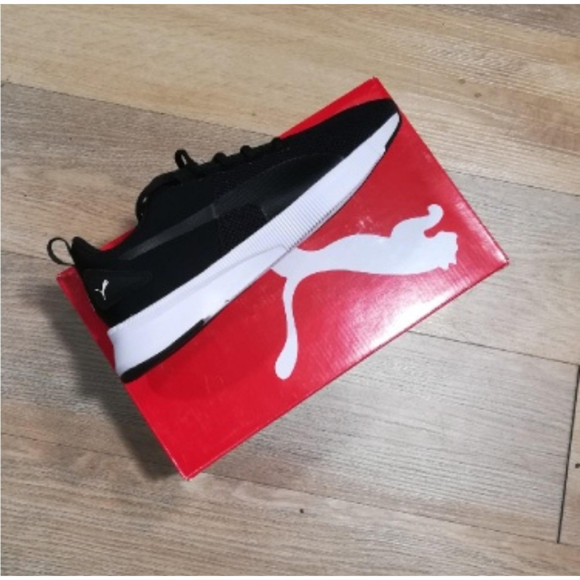 Baskets PUMA Noir