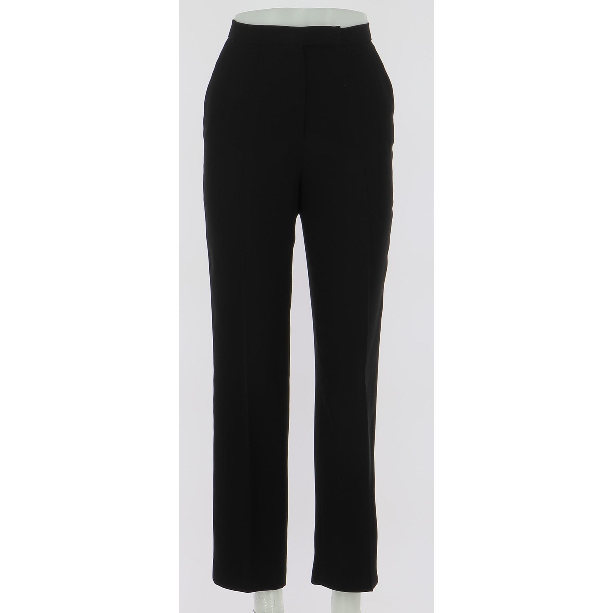 Pantalon droit 1.2.3 Noir