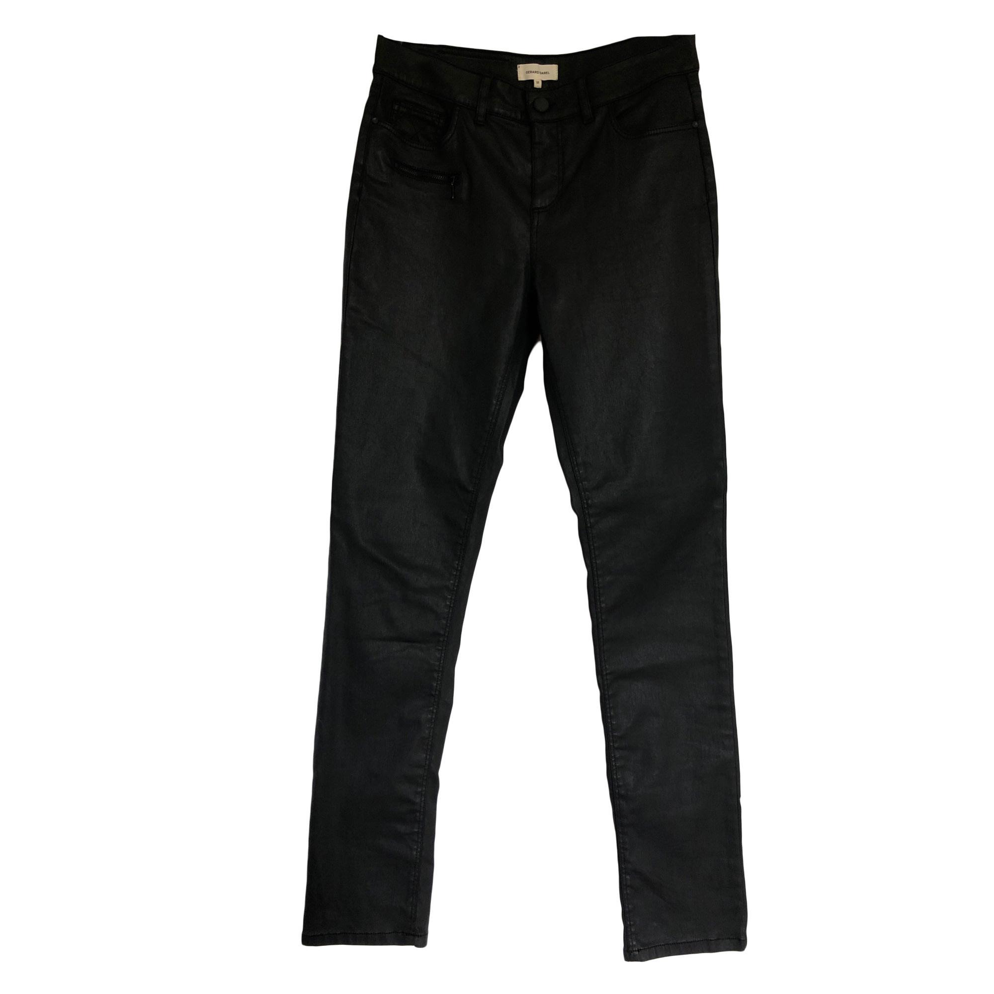 Jeans droit GERARD DAREL Noir
