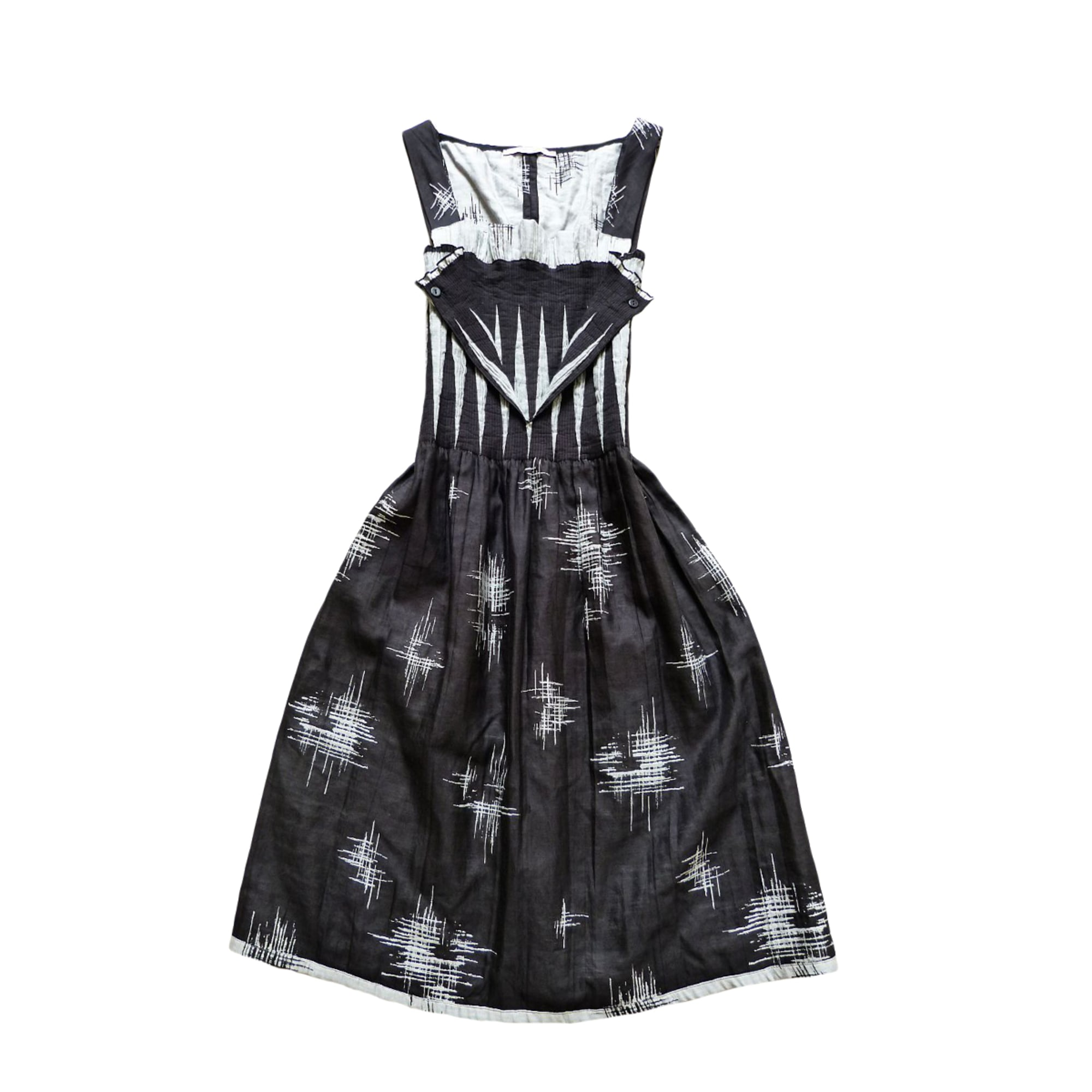 Mini Dress MARITHÉ ET FRANÇOIS GIRBAUD Black