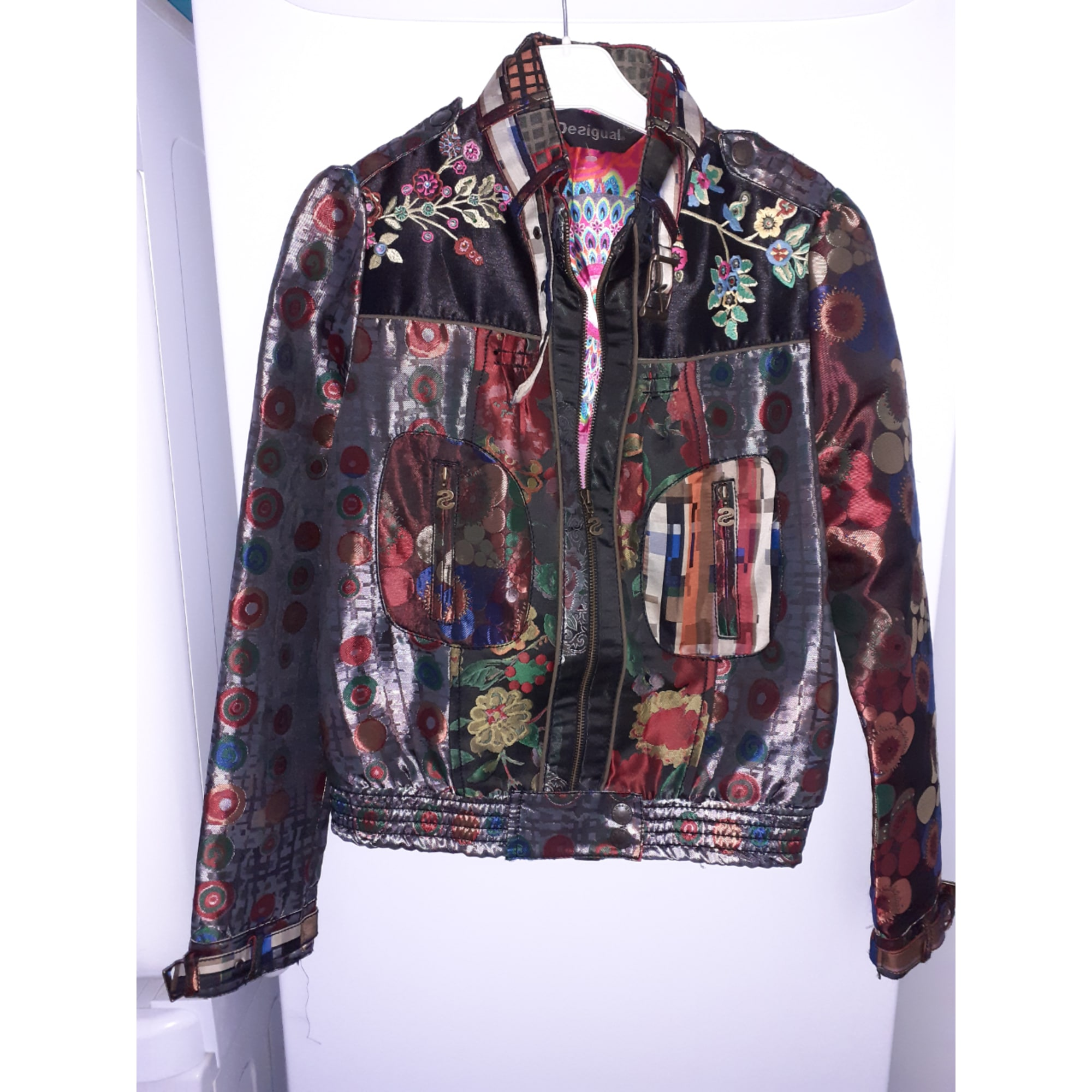 Blazer, veste tailleur DESIGUAL Multicouleur