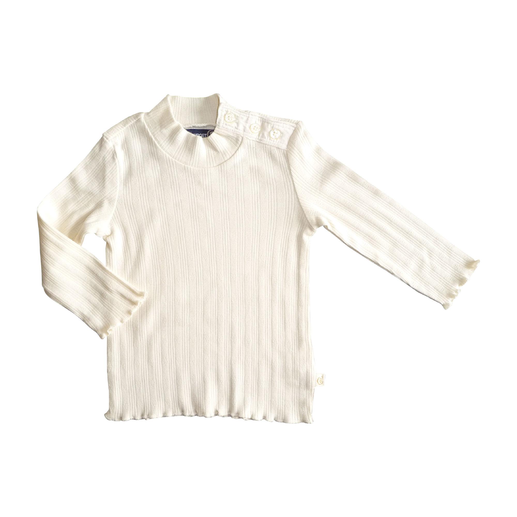 Top, tee shirt JEAN BOURGET Blanc, blanc cassé, écru