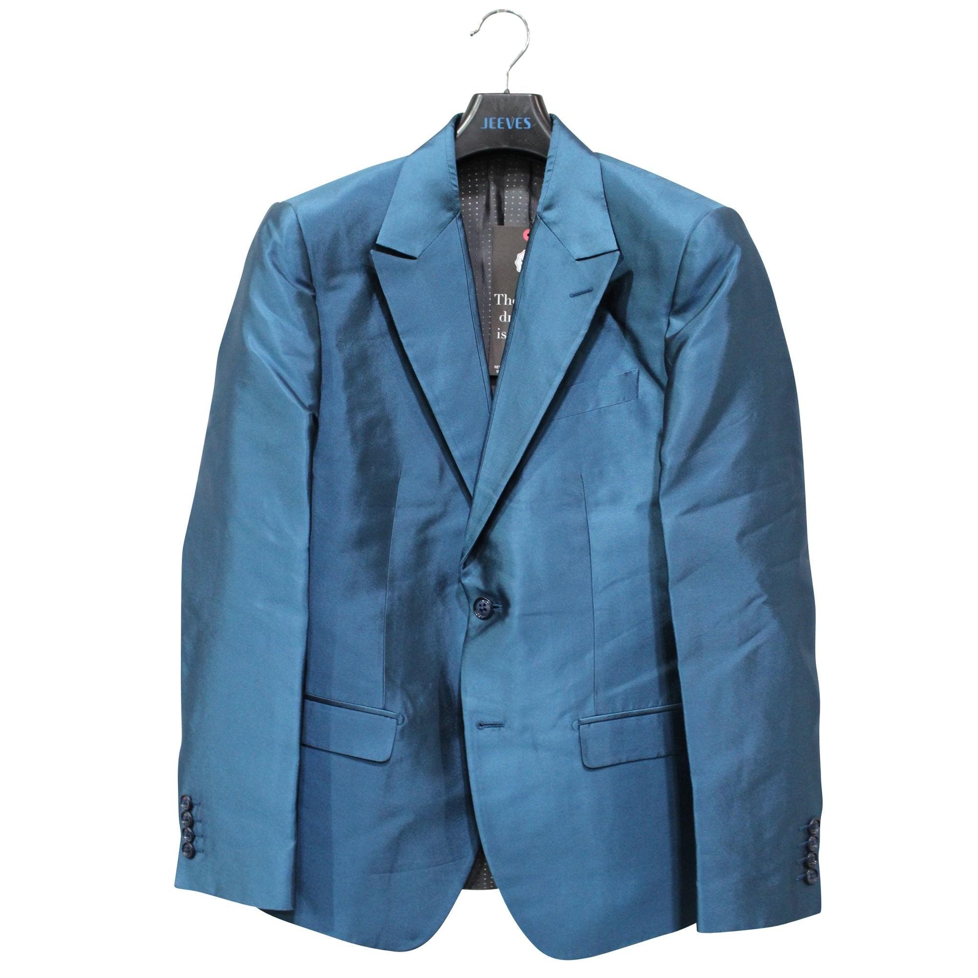 Veste DOLCE & GABBANA Bleu, bleu marine, bleu turquoise
