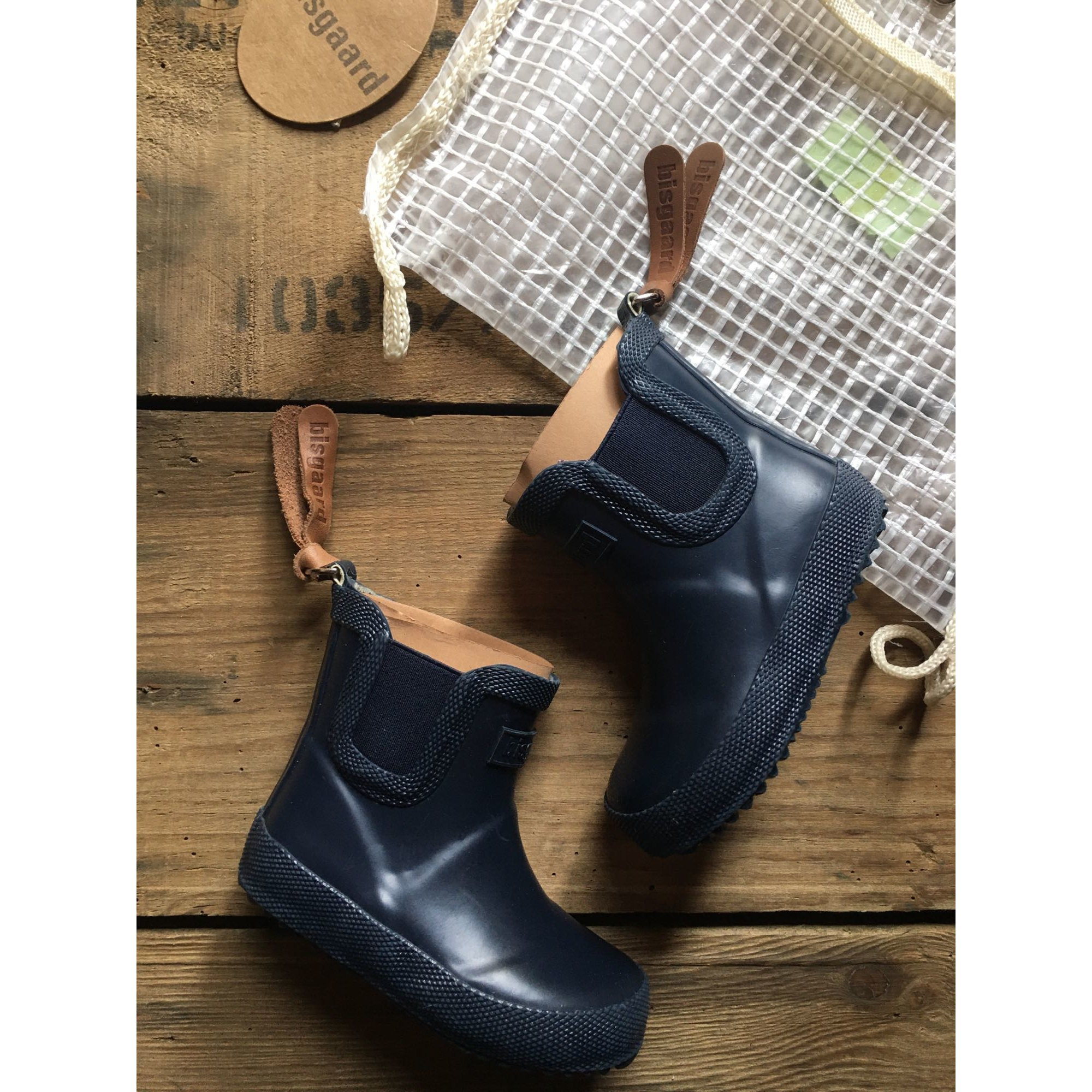 Ankle Boots BISGAARD Blue, navy, turquoise