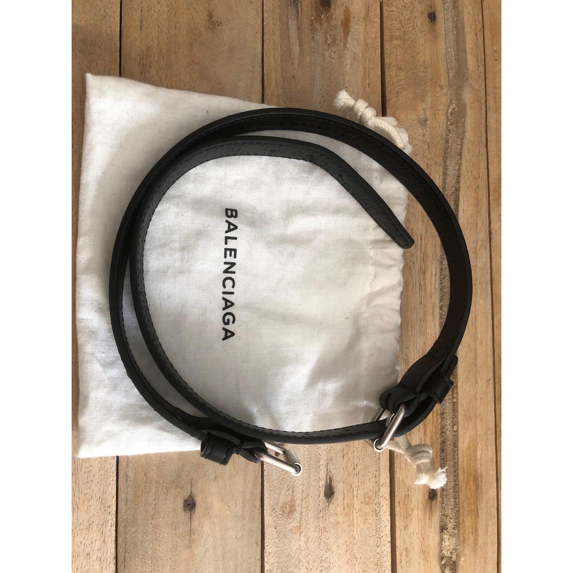 Bracelet BALENCIAGA Noir