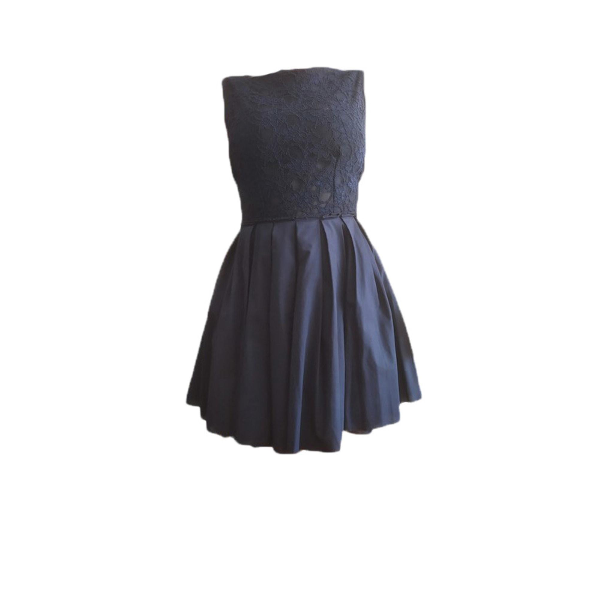Robe courte HÉROÏNES Bleu, bleu marine, bleu turquoise