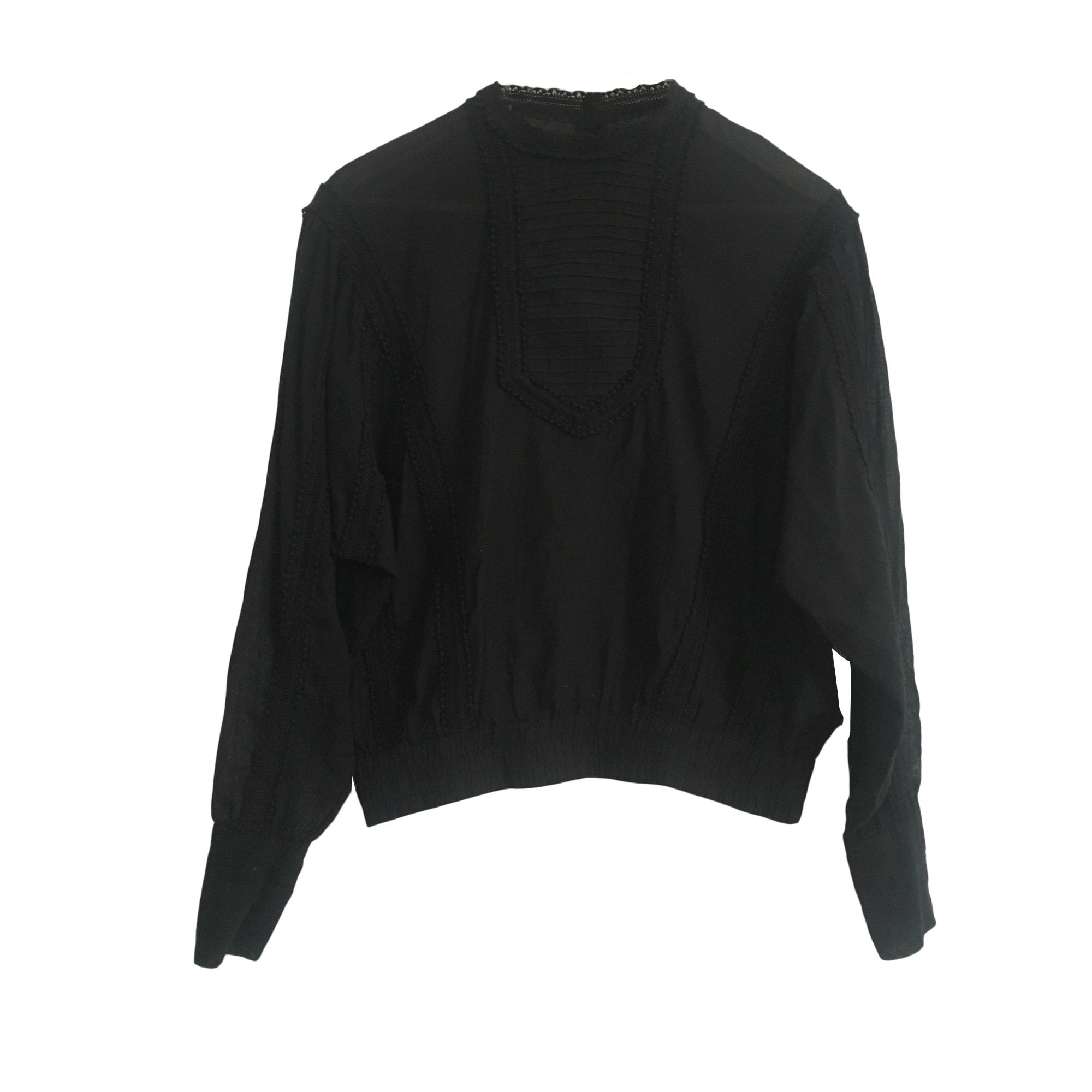Blouse COTÉLAC Noir