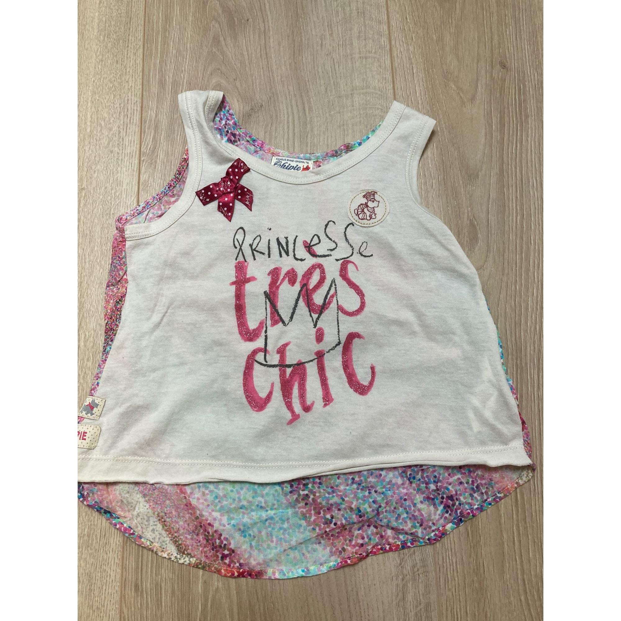 Top, Tee-shirt CHIPIE Multicouleur