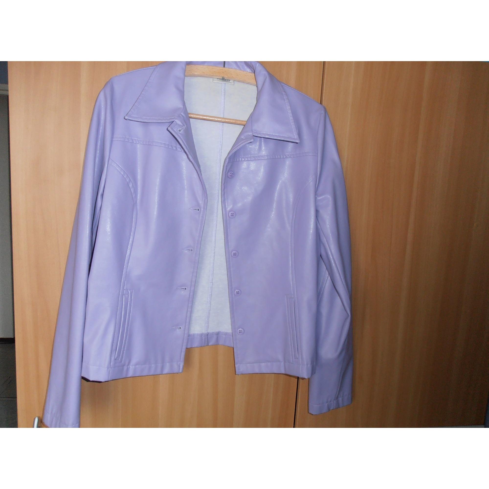 Blazer, veste tailleur PIMKIE Violet, mauve, lavande