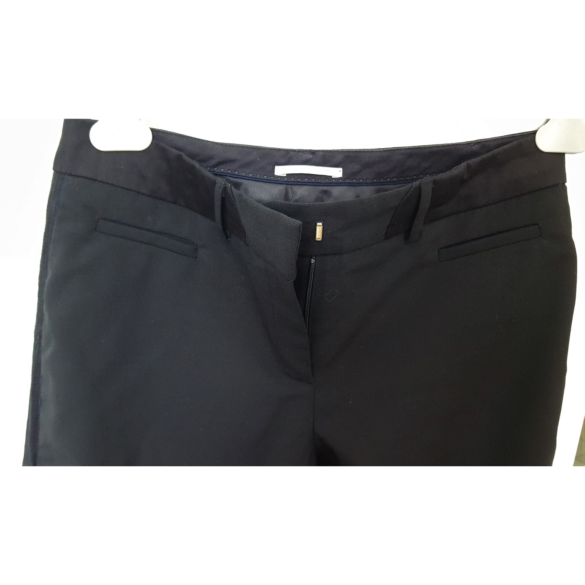 Pantalon slim, cigarette CHATTAWAK Noir