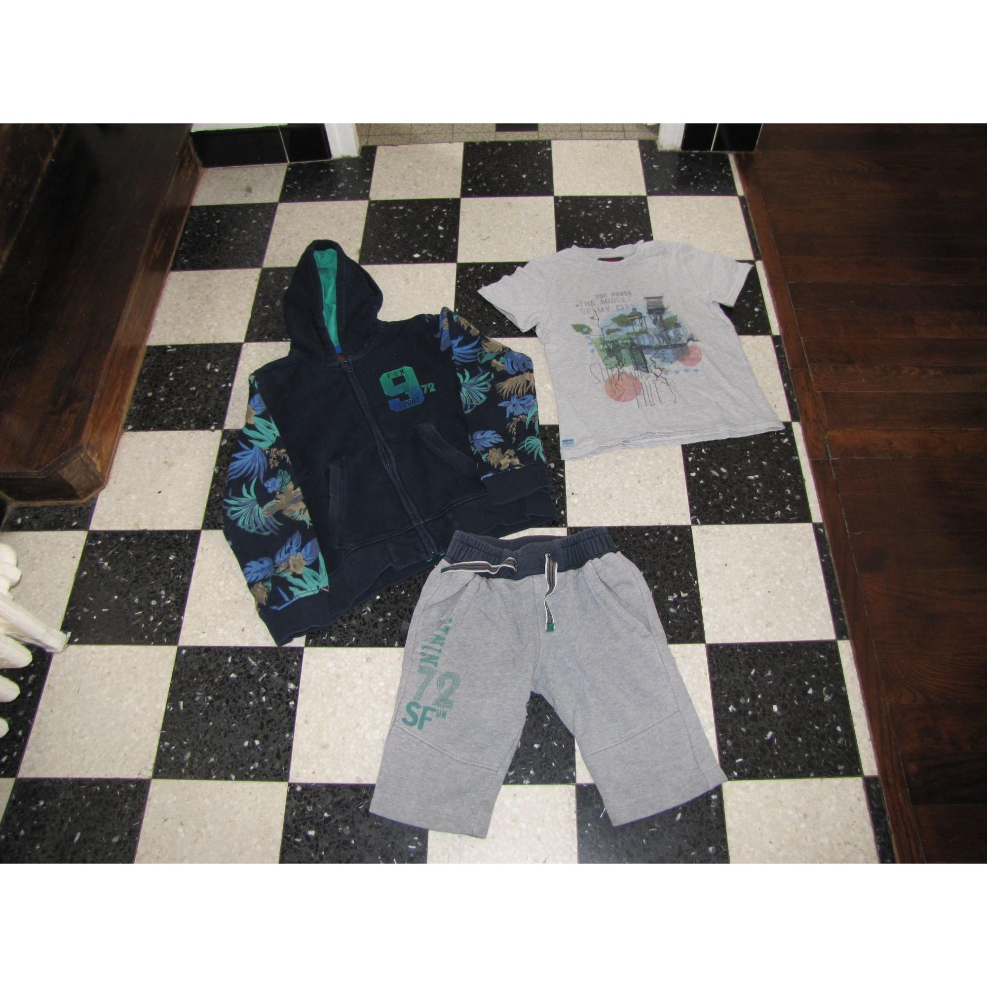 Shorts Set, Outfit CATIMINI Multicolor