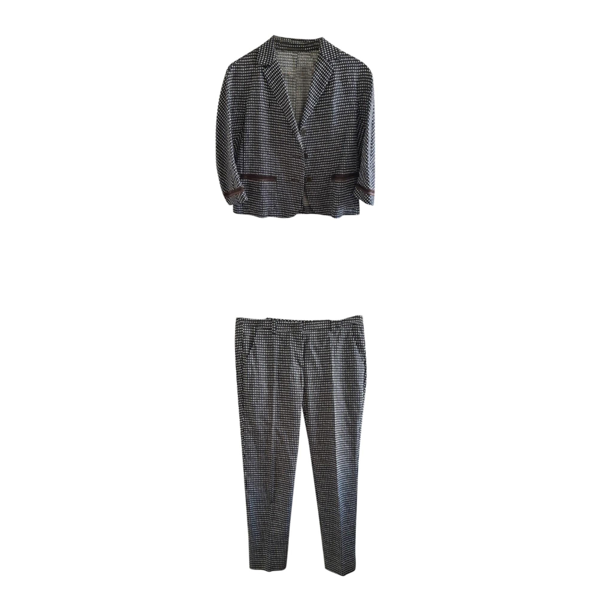 Tailleur pantalon WEEKEND MAX MARA Multicouleur