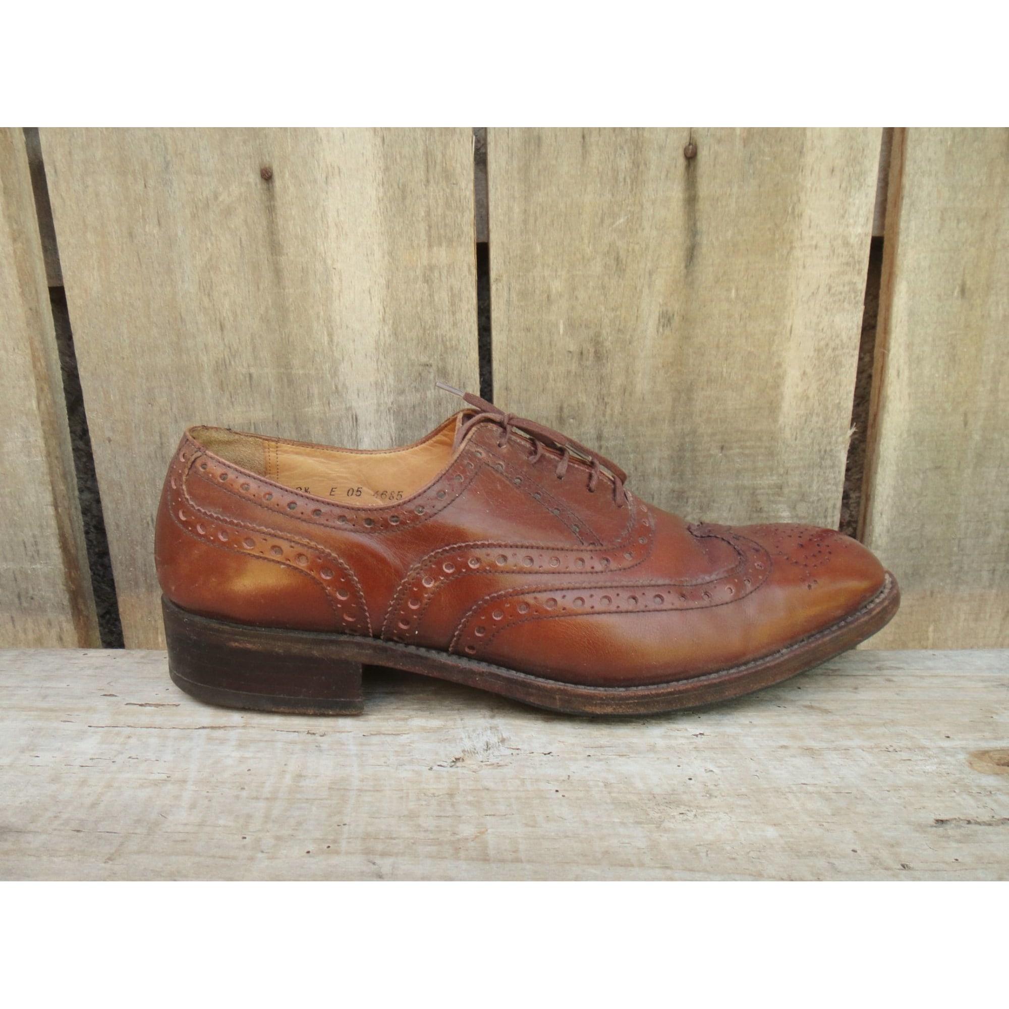 Lace Up Shoes JOSEPH FENESTRIER Brown