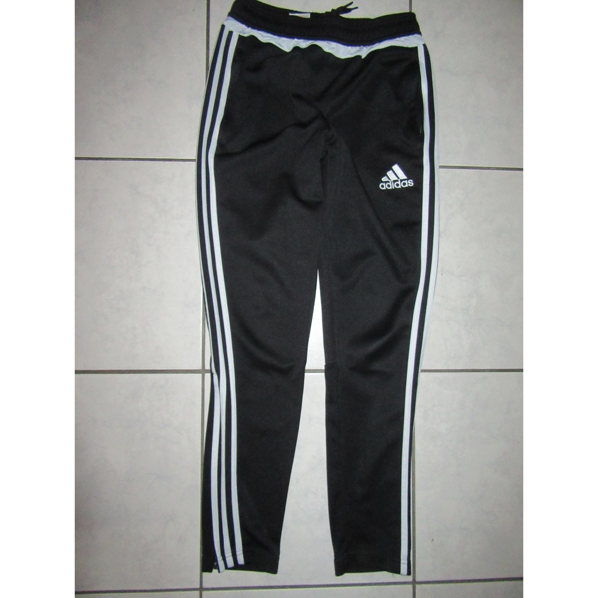 Pantalon de survêtement ADIDAS Continental Noir