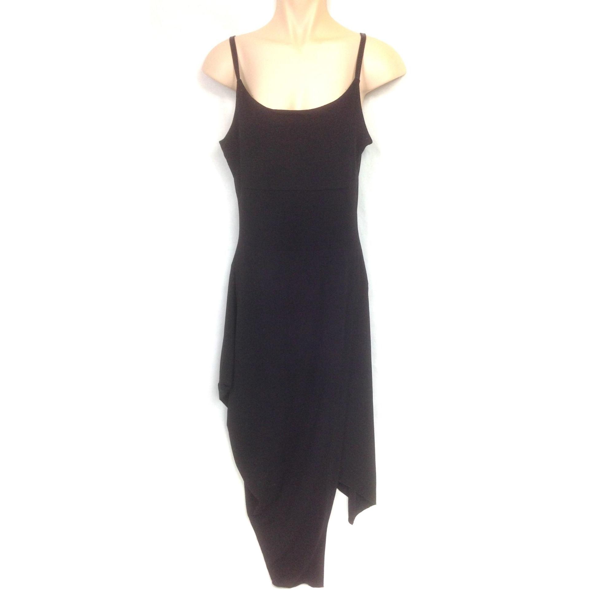 Robe longue SASSIA Noir
