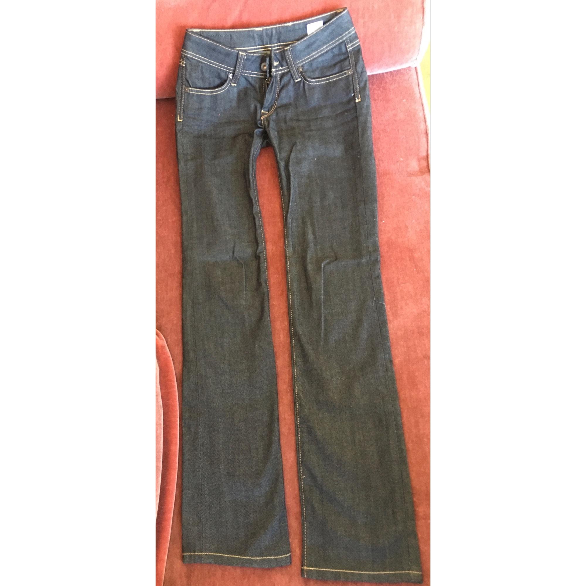 Jeans évasé, boot-cut PEPE JEANS Bleu, bleu marine, bleu turquoise