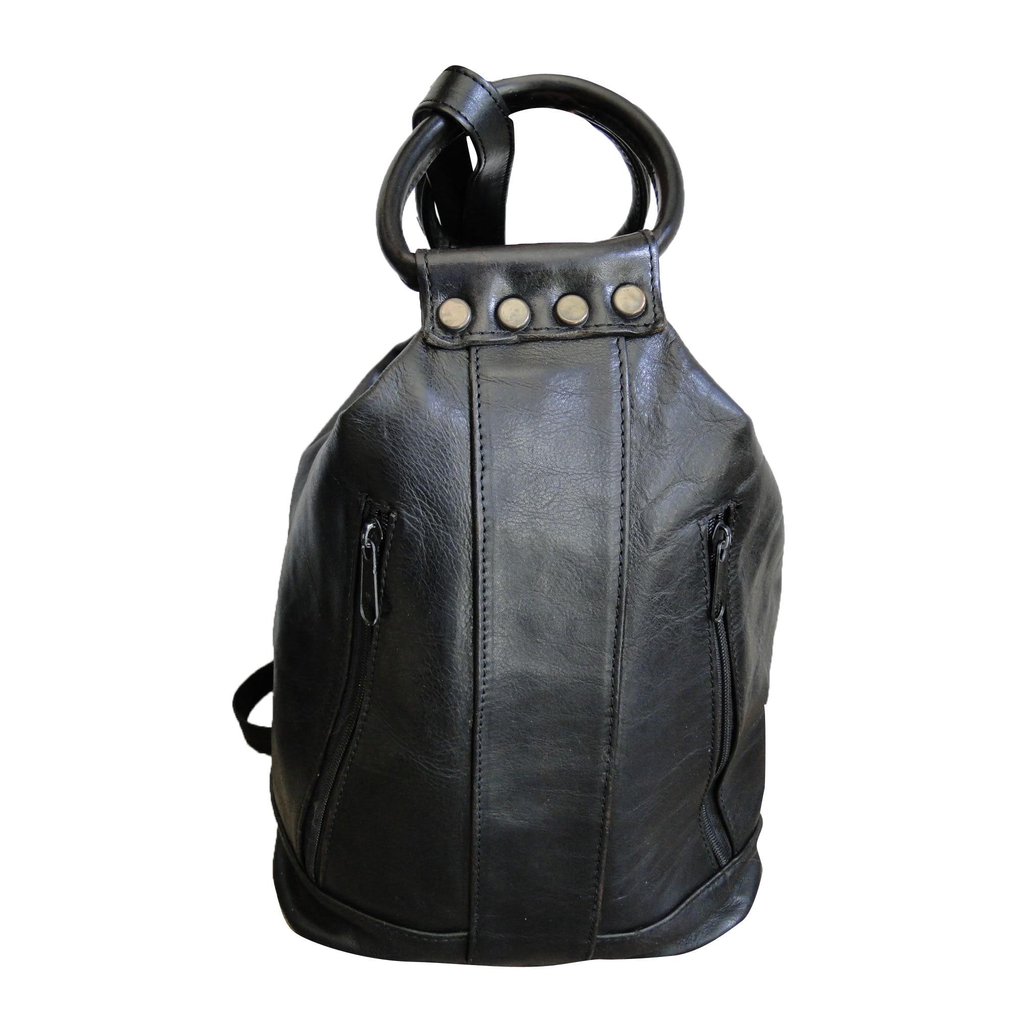 Backpack LANCASTER Black