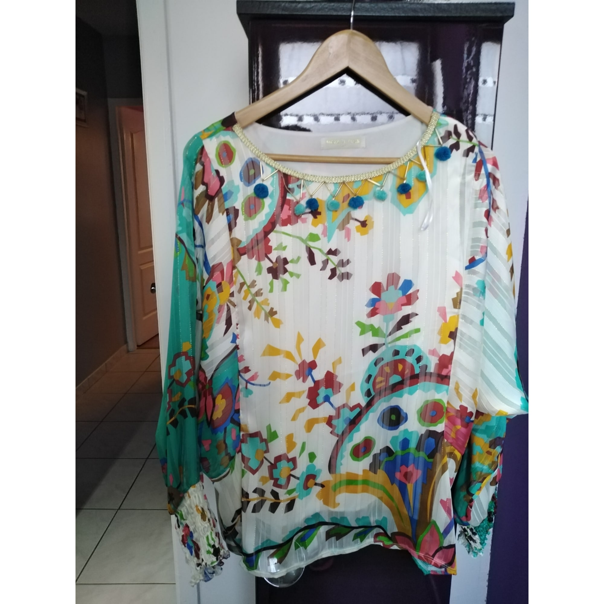 Blouse MARKS THER Multicouleur