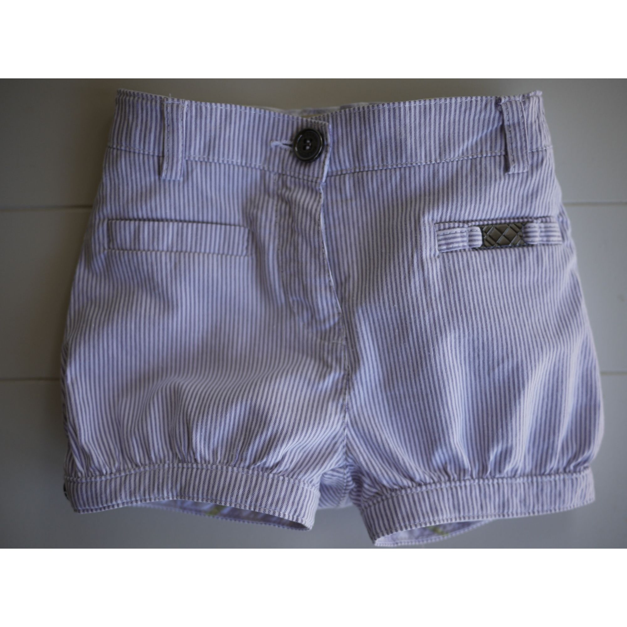 Shorts BURBERRY Blue, navy, turquoise
