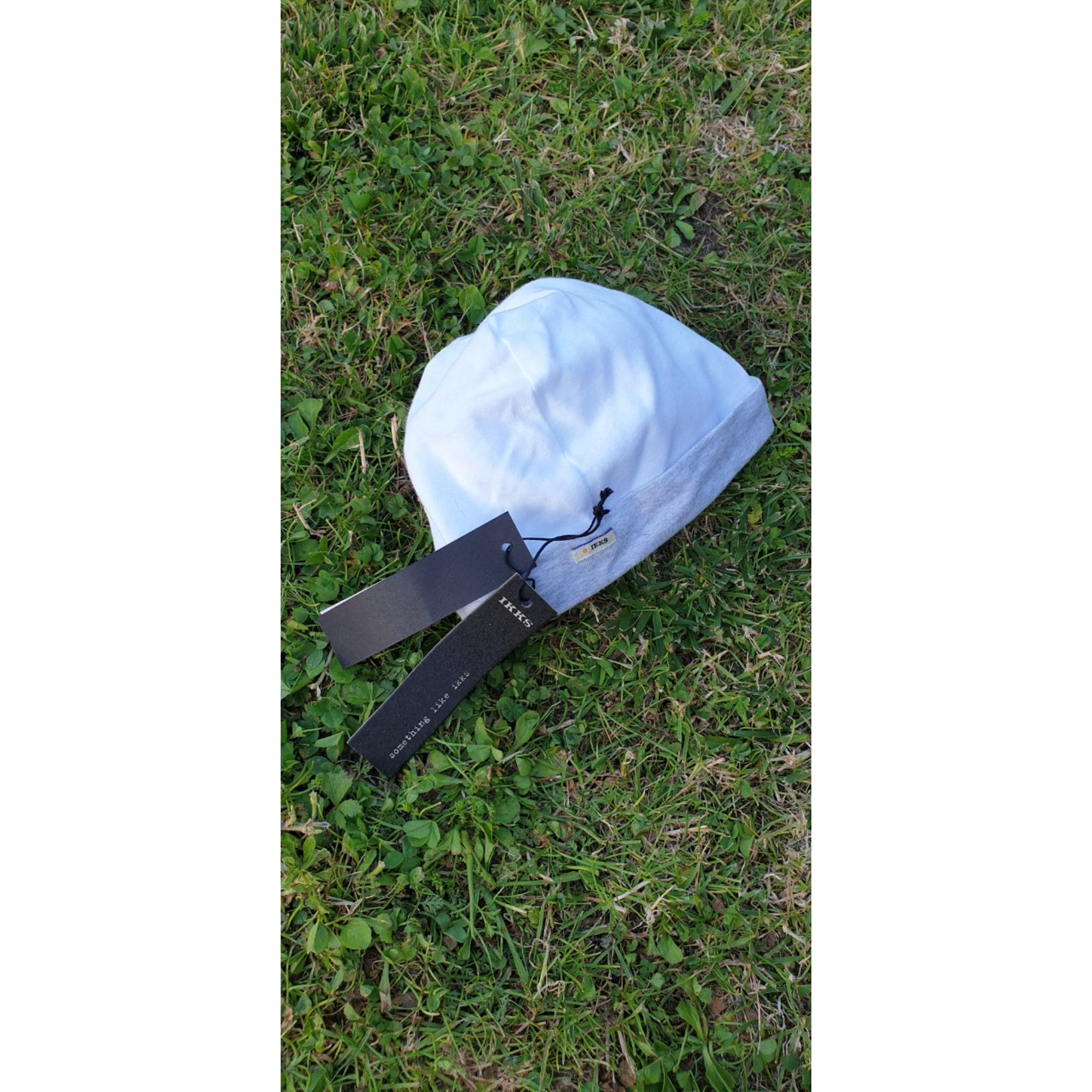 Bonnet IKKS Blanc, gris