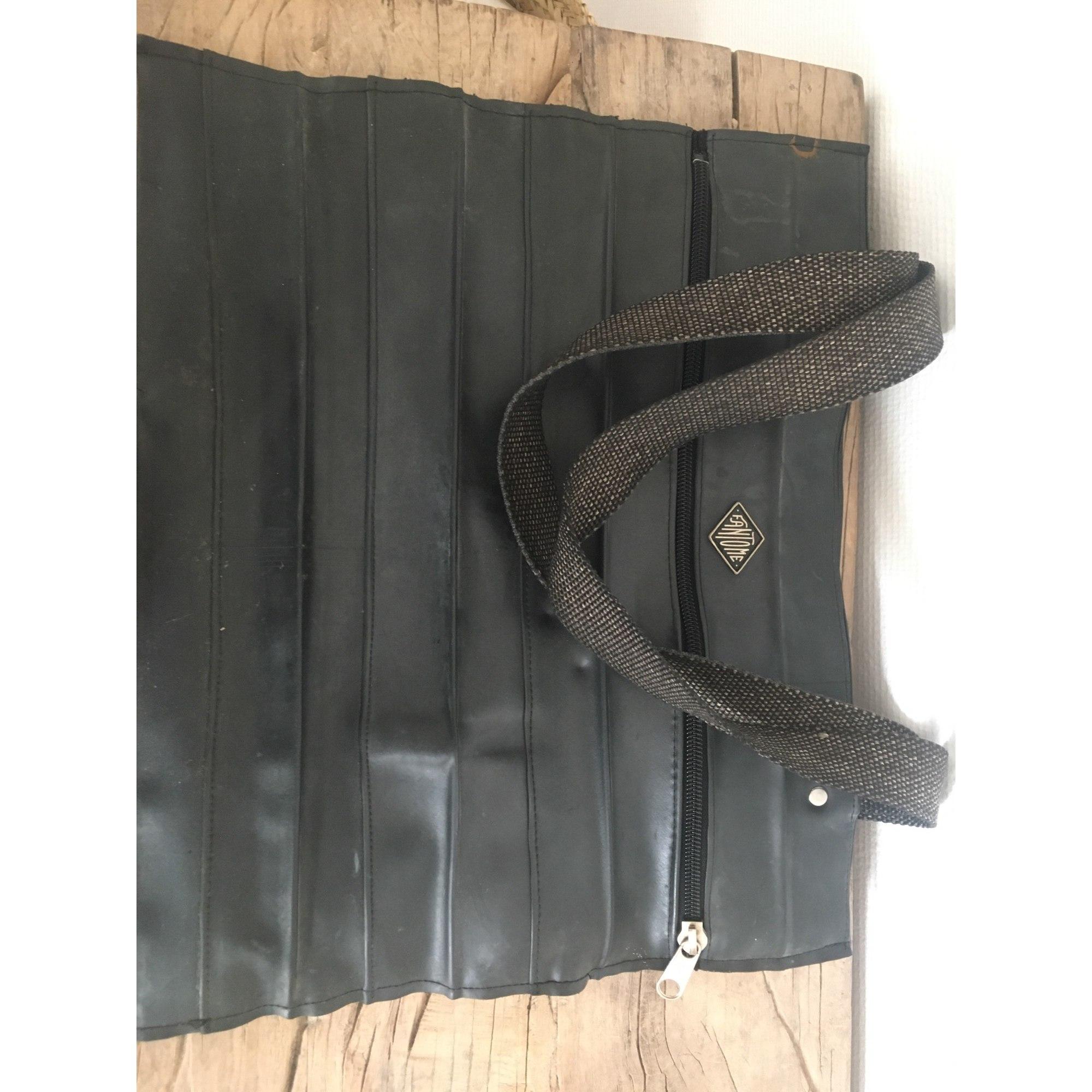Sac XL en tissu FANTOME Noir