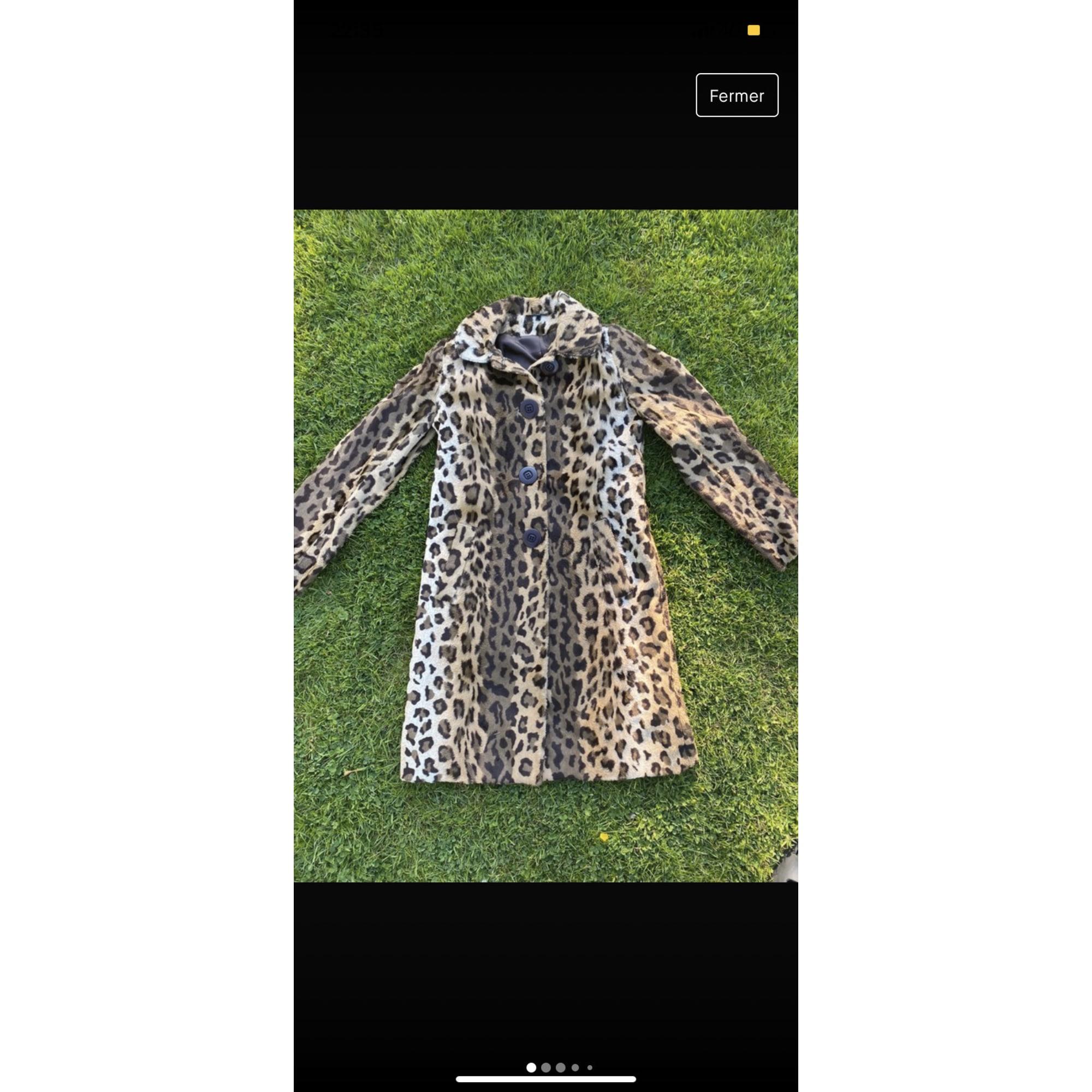 Manteau TARA JARMON Imprimés animaliers