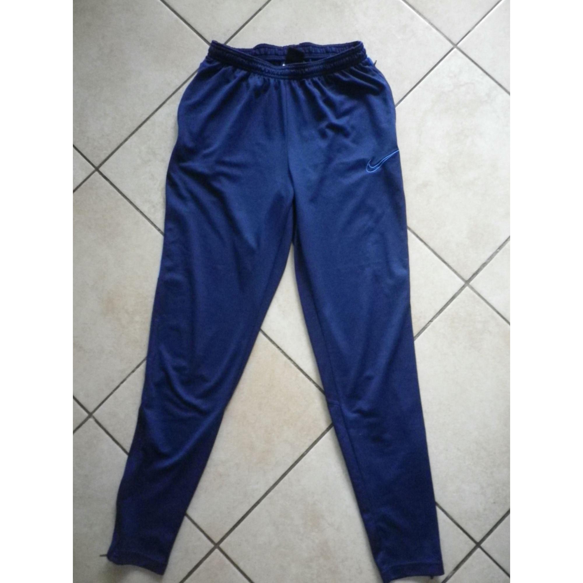 Pantalon de survêtement NIKE Bleu, bleu marine, bleu turquoise