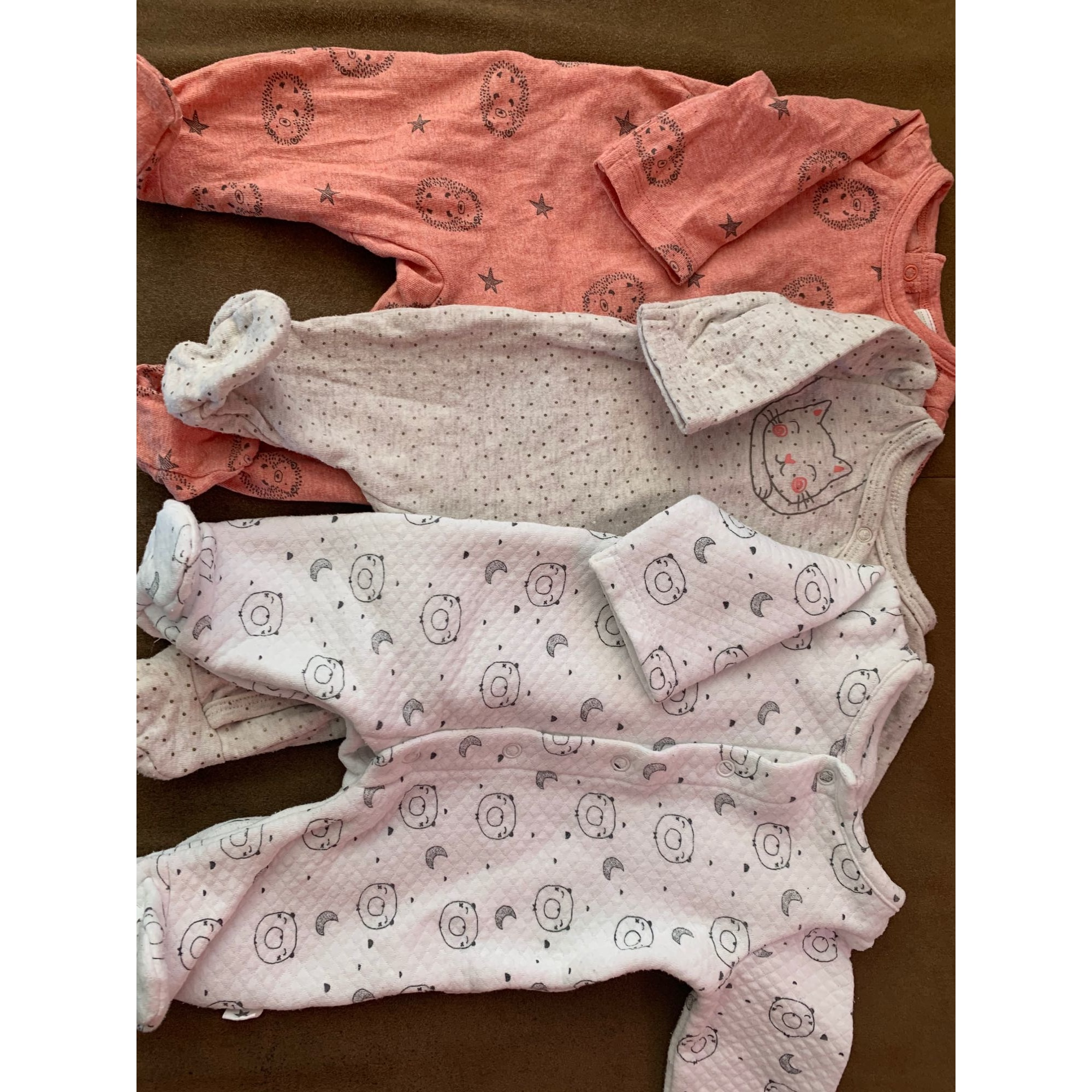Pyjama TAPE À L'OEIL Blanc, blanc cassé, écru