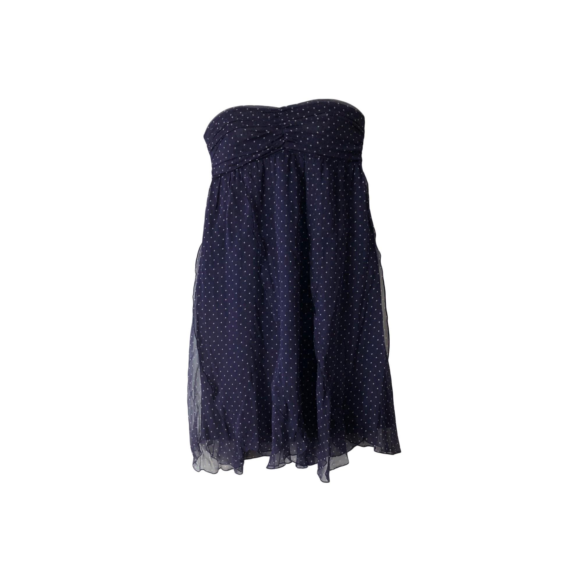 Robe bustier CLAUDIE PIERLOT Violet, mauve, lavande