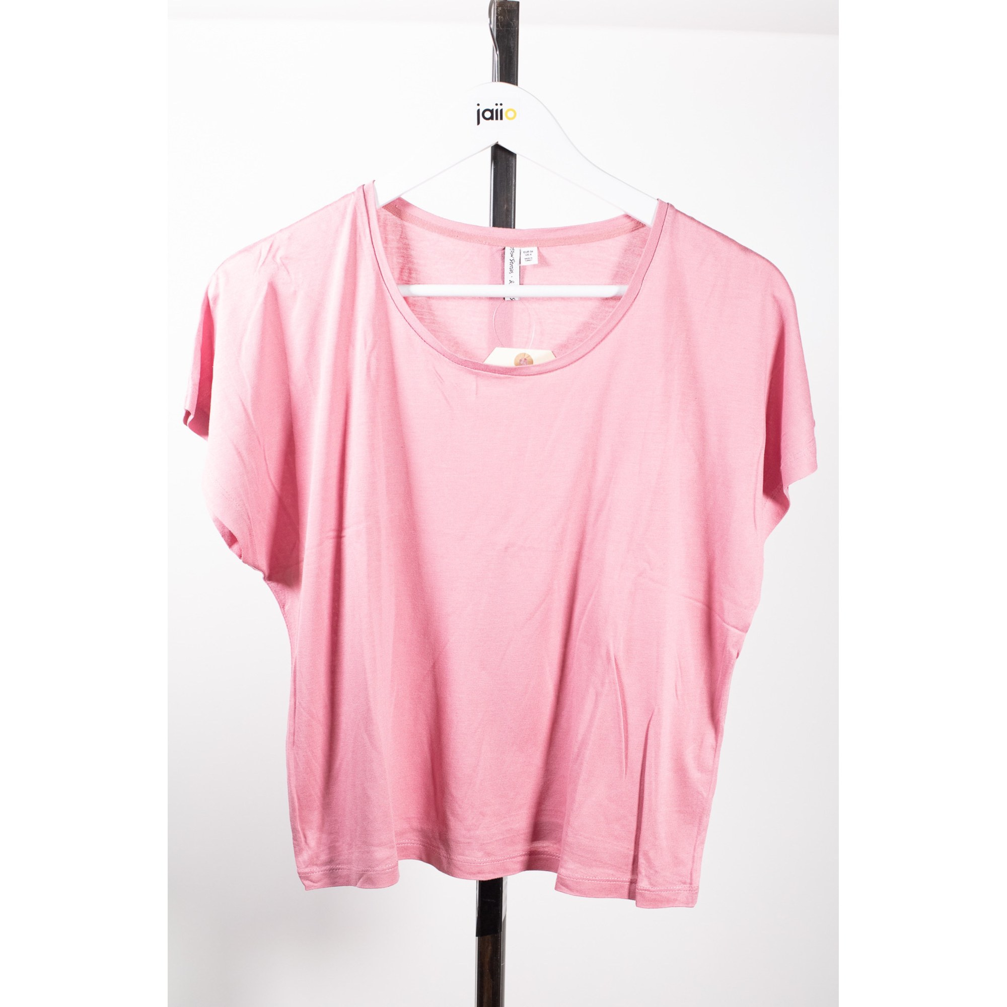 Top, tee-shirt & OTHER STORIES Rose, fuschia, vieux rose