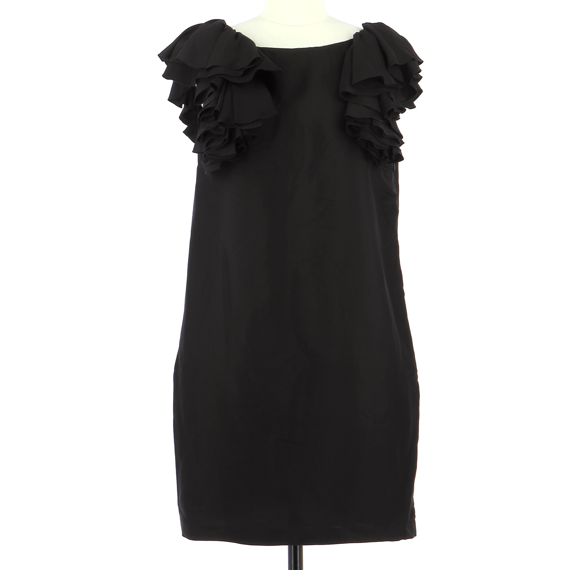 Robe mi-longue SEE BY CHLOE Noir