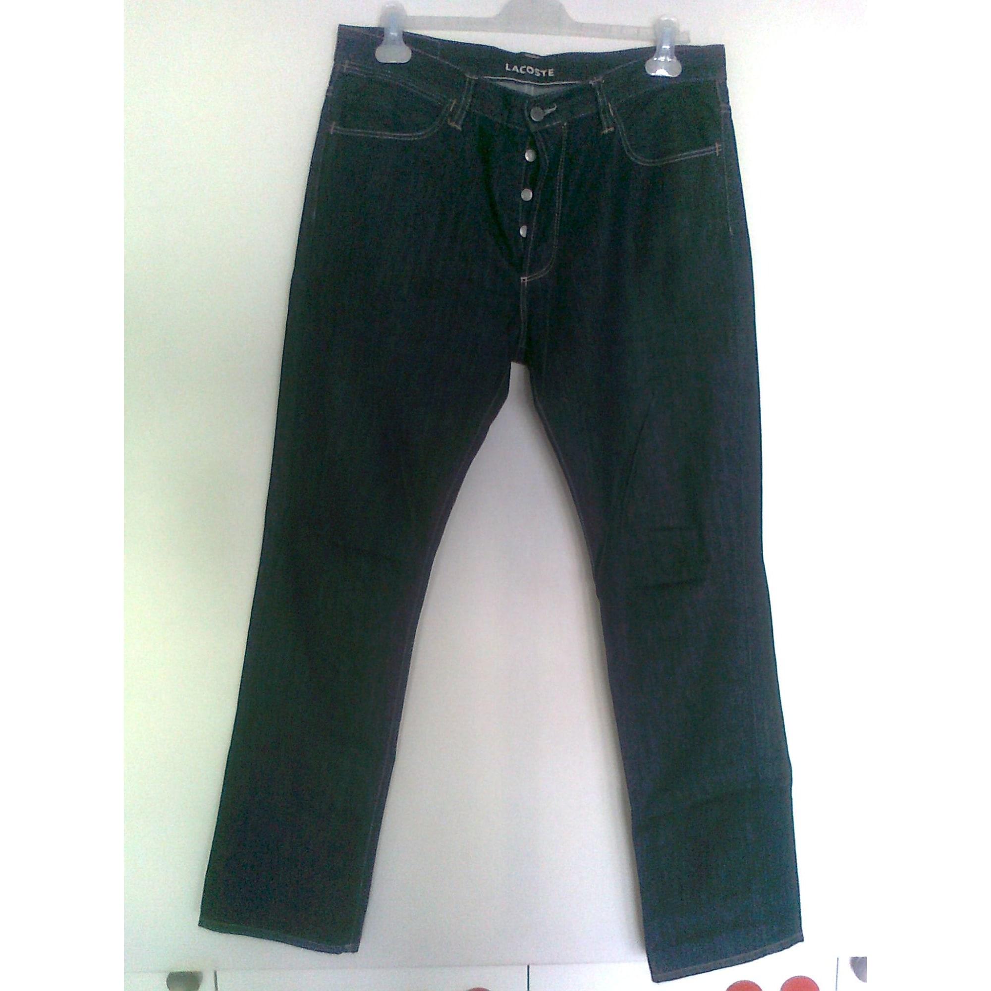 Jeans droit LACOSTE Jeans
