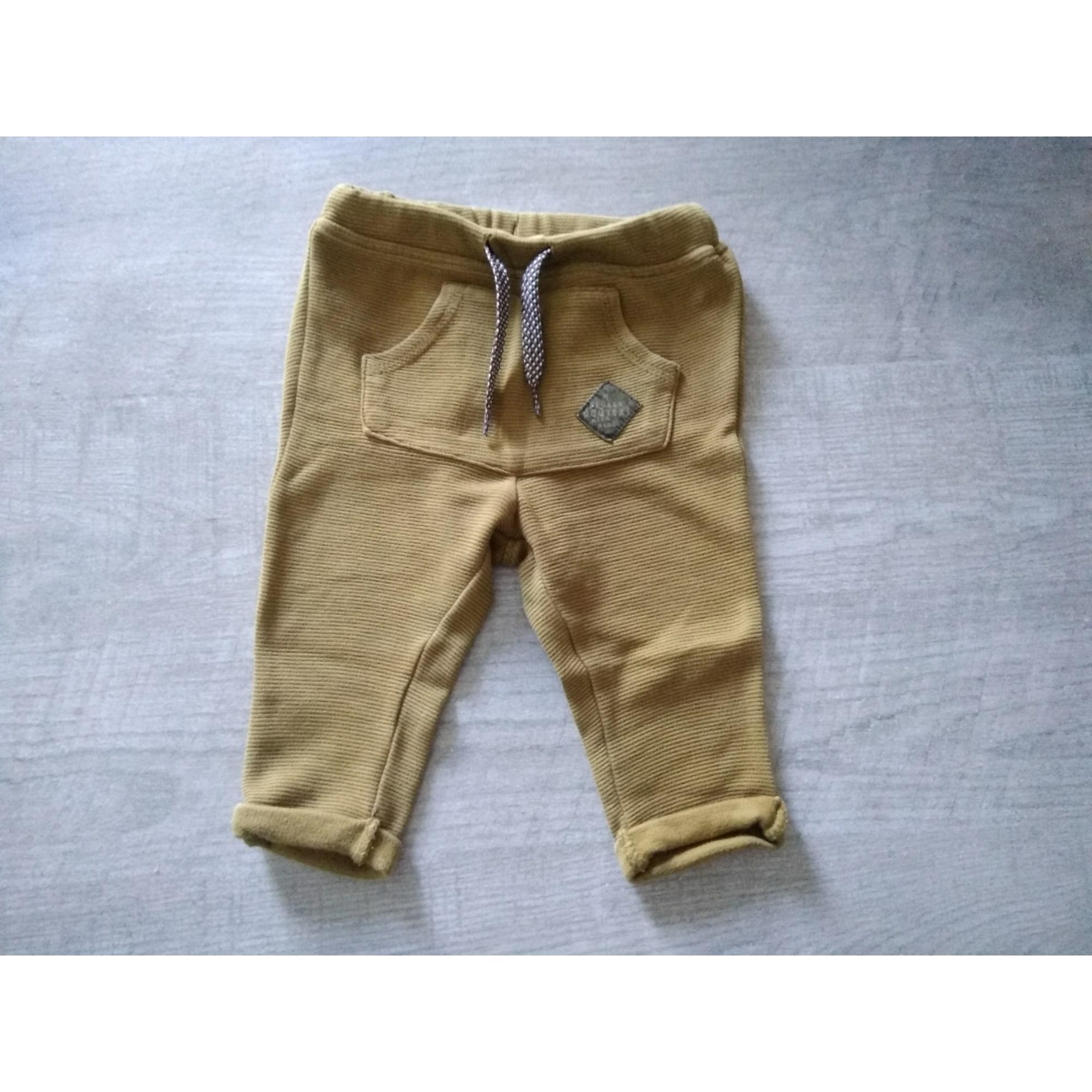 Pantalon KIABI Jaune