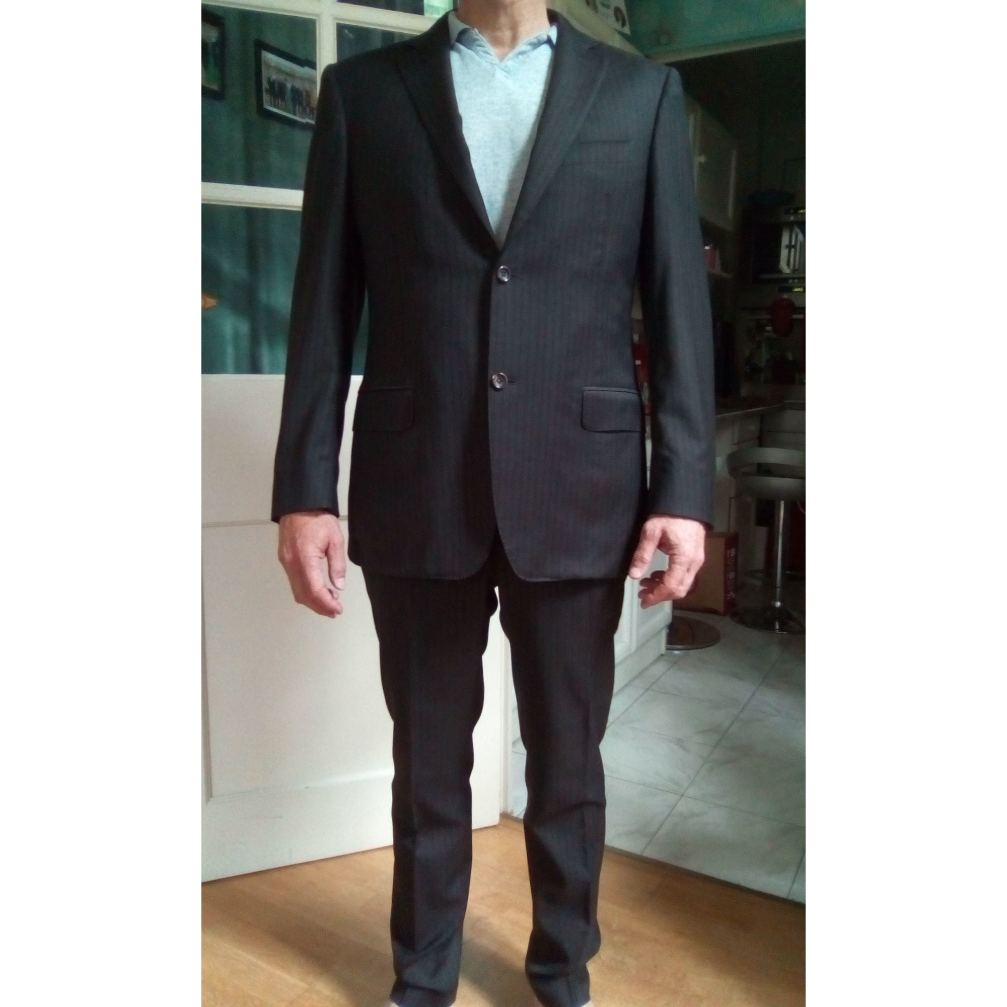 Costume complet CANALI Marron