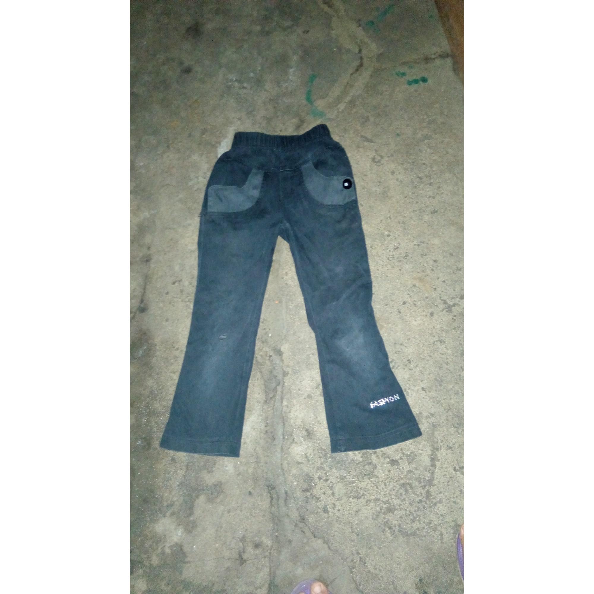 Pantalon 9FASHION Noir