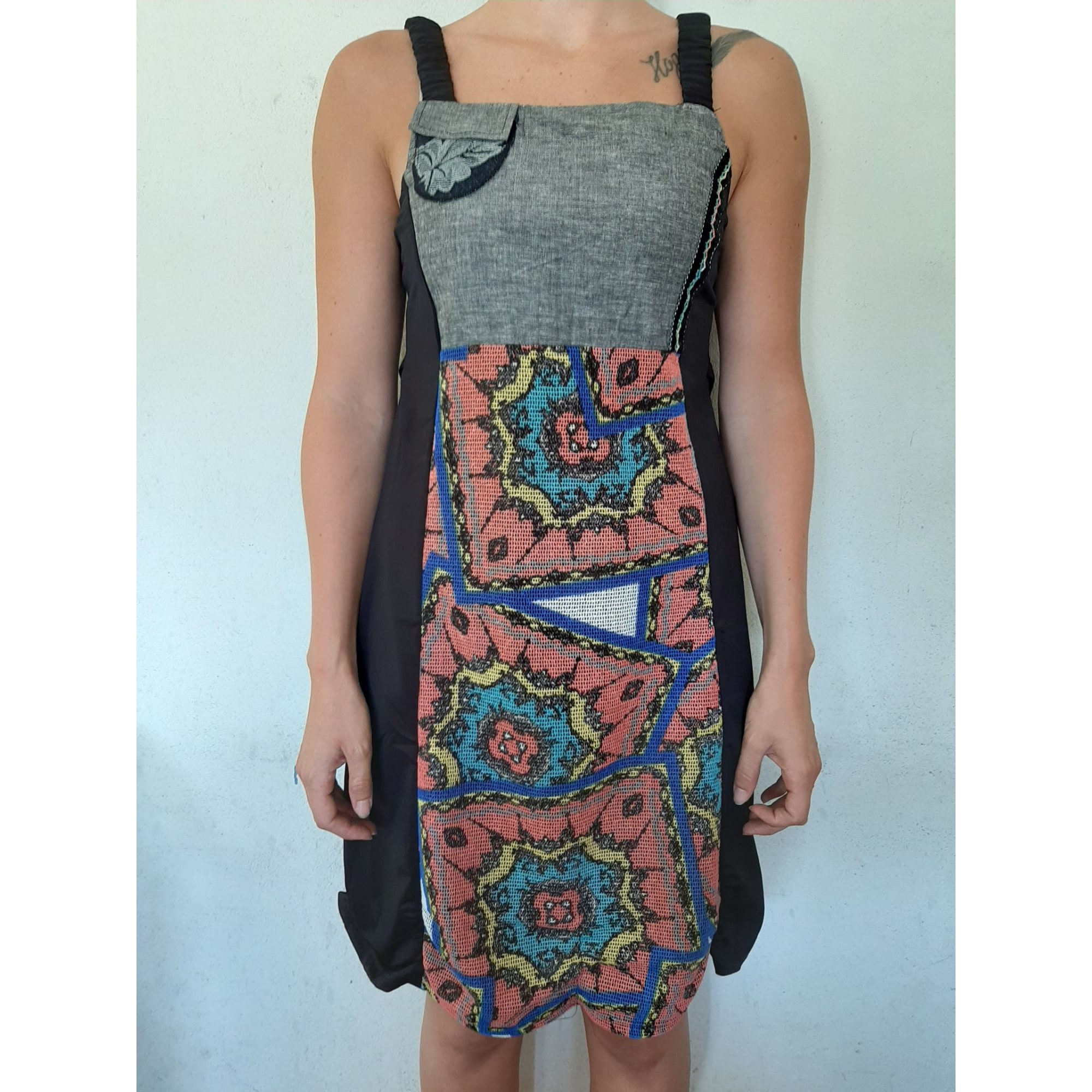 Robe courte FOR HER Multicouleur