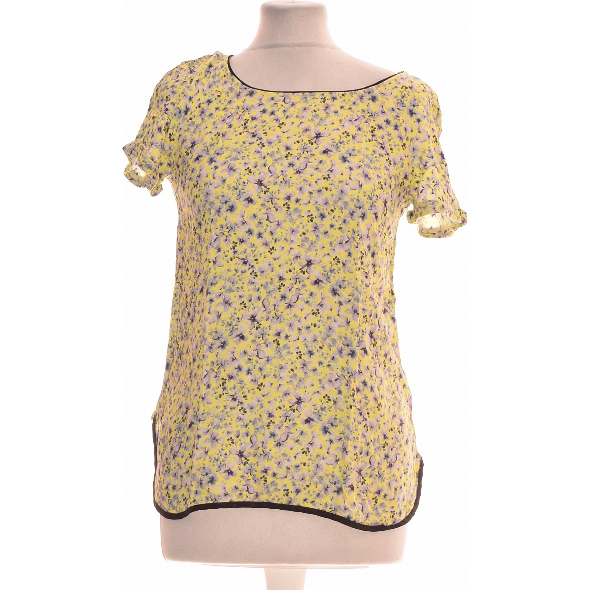Top, tee-shirt PROMOD Jaune