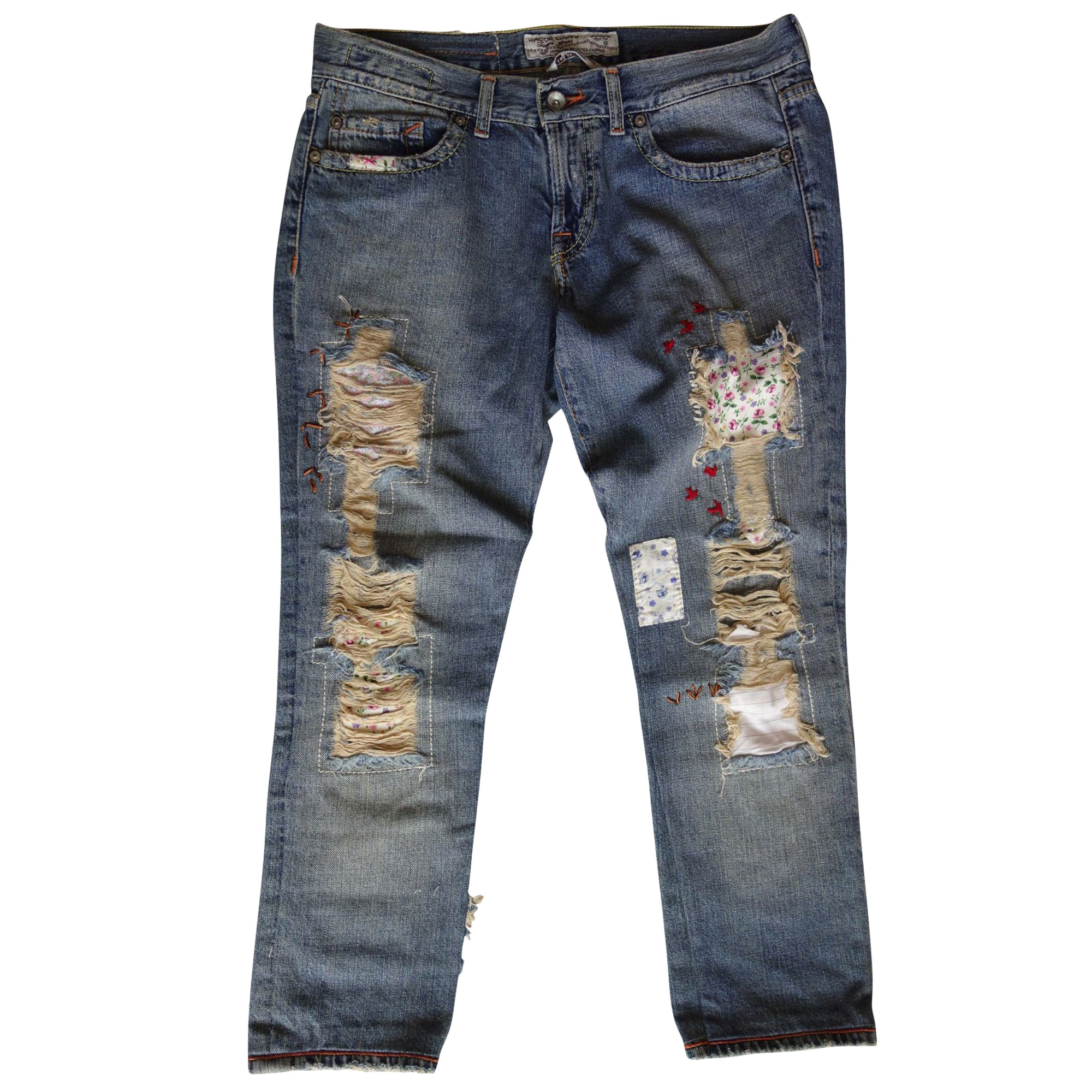 Jeans slim JACOB COHEN Multicouleur