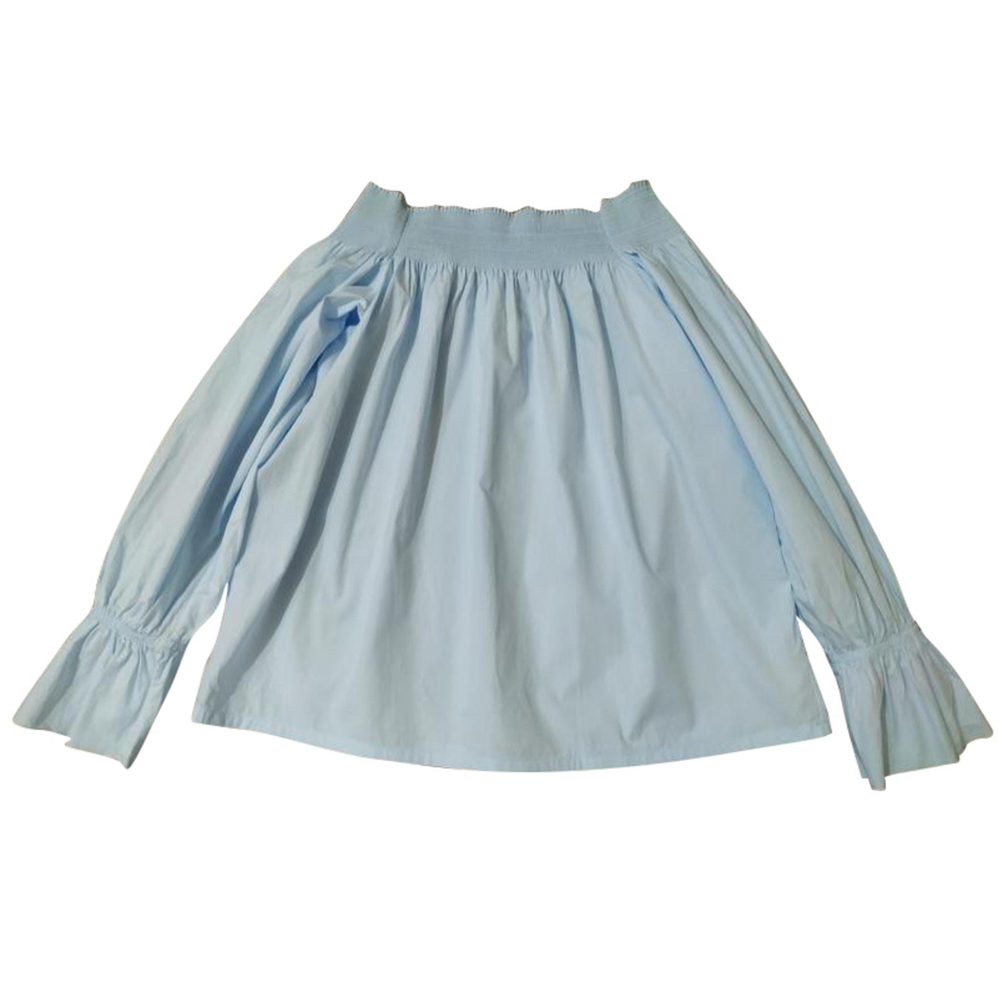 Tunique MM6 MAISON MARTIN MARGIELA Bleu, bleu marine, bleu turquoise