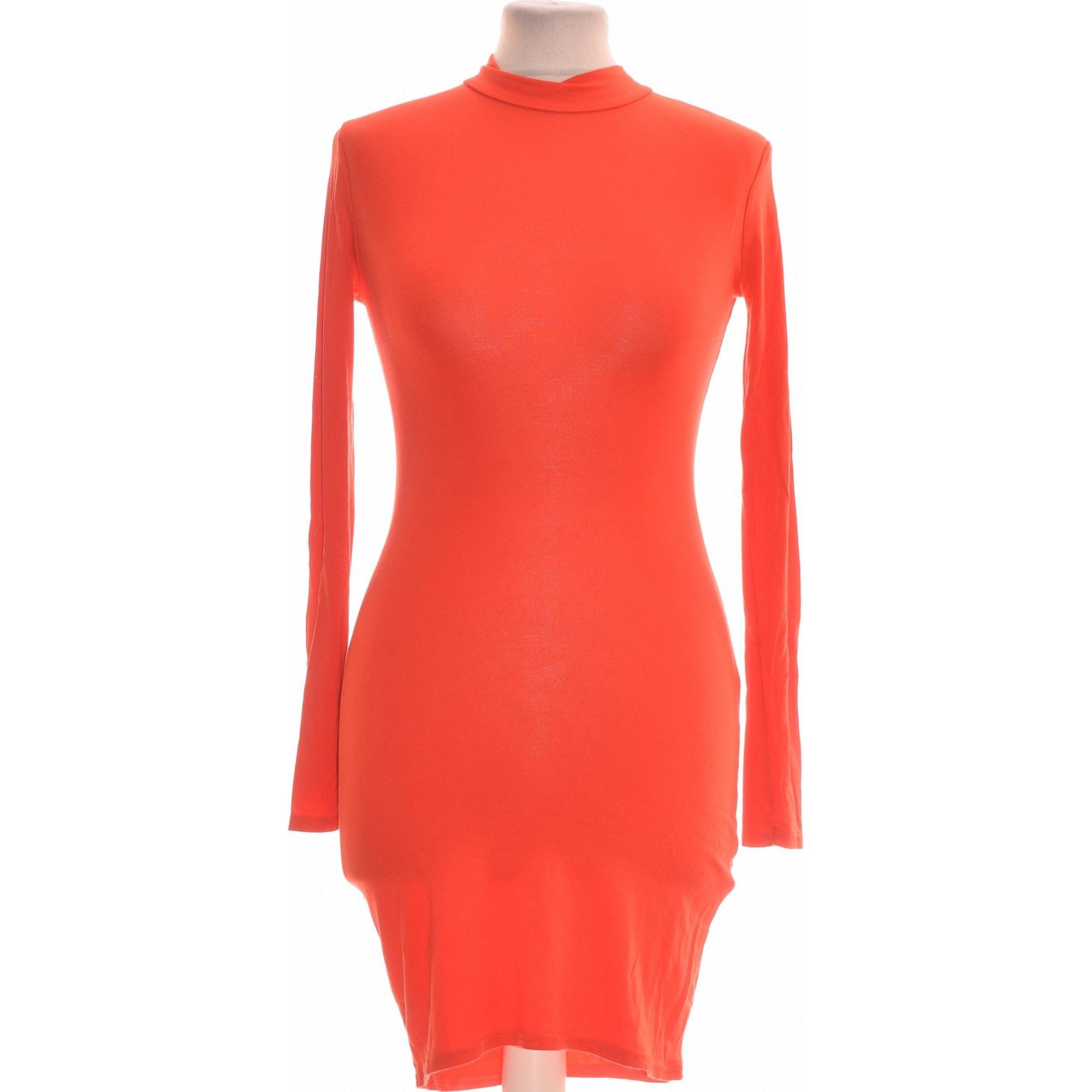Top, tee-shirt MISSGUIDED Orange