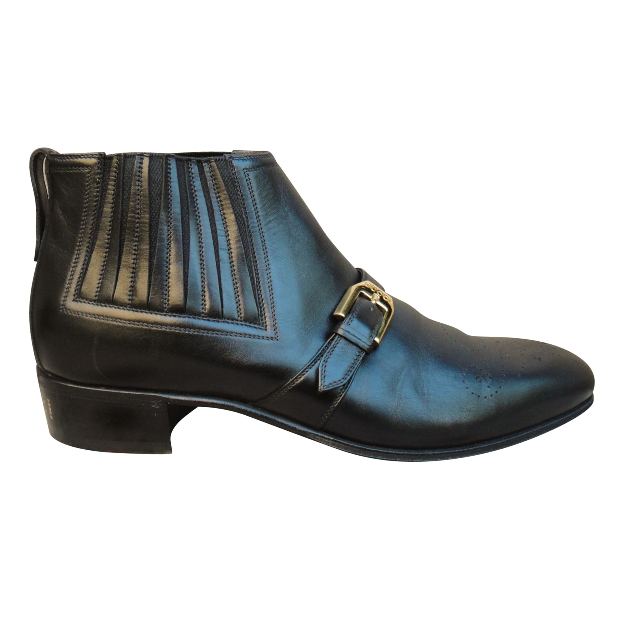 Ankle Boots GUCCI Black