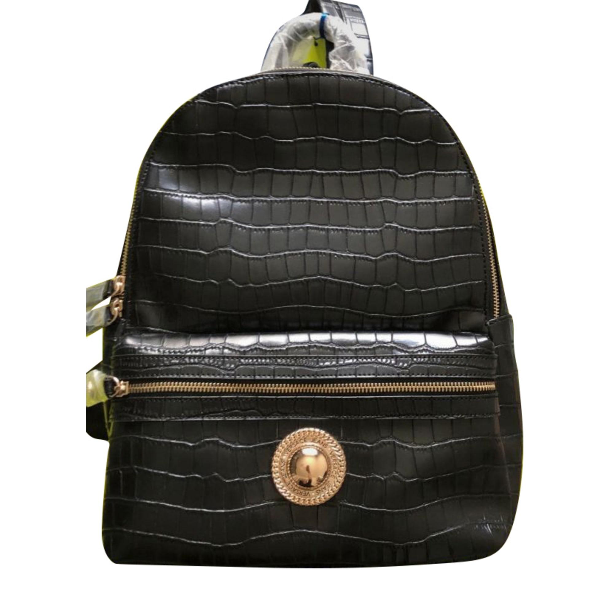 Backpack VERSACE Black