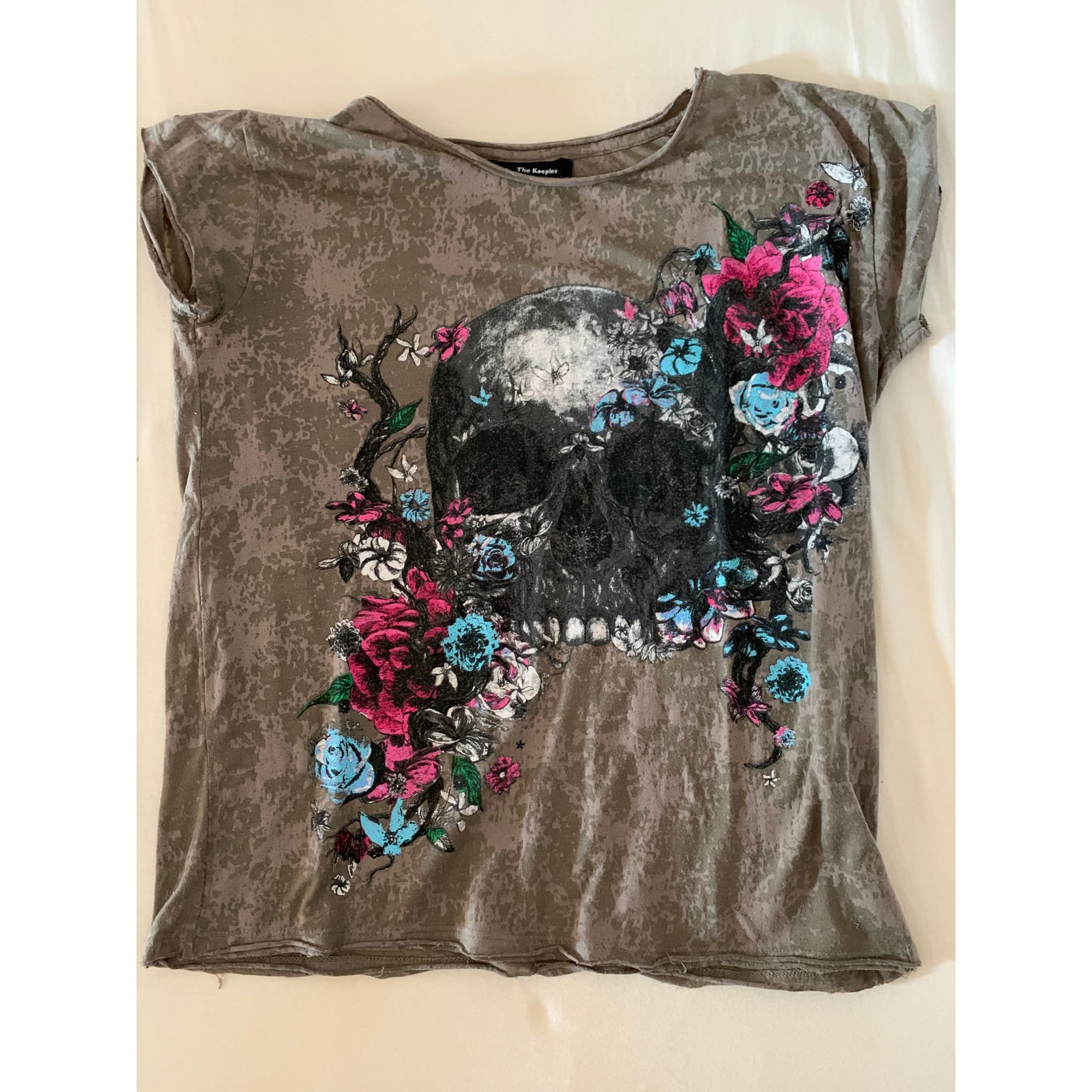 Top, tee-shirt THE KOOPLES Multicouleur