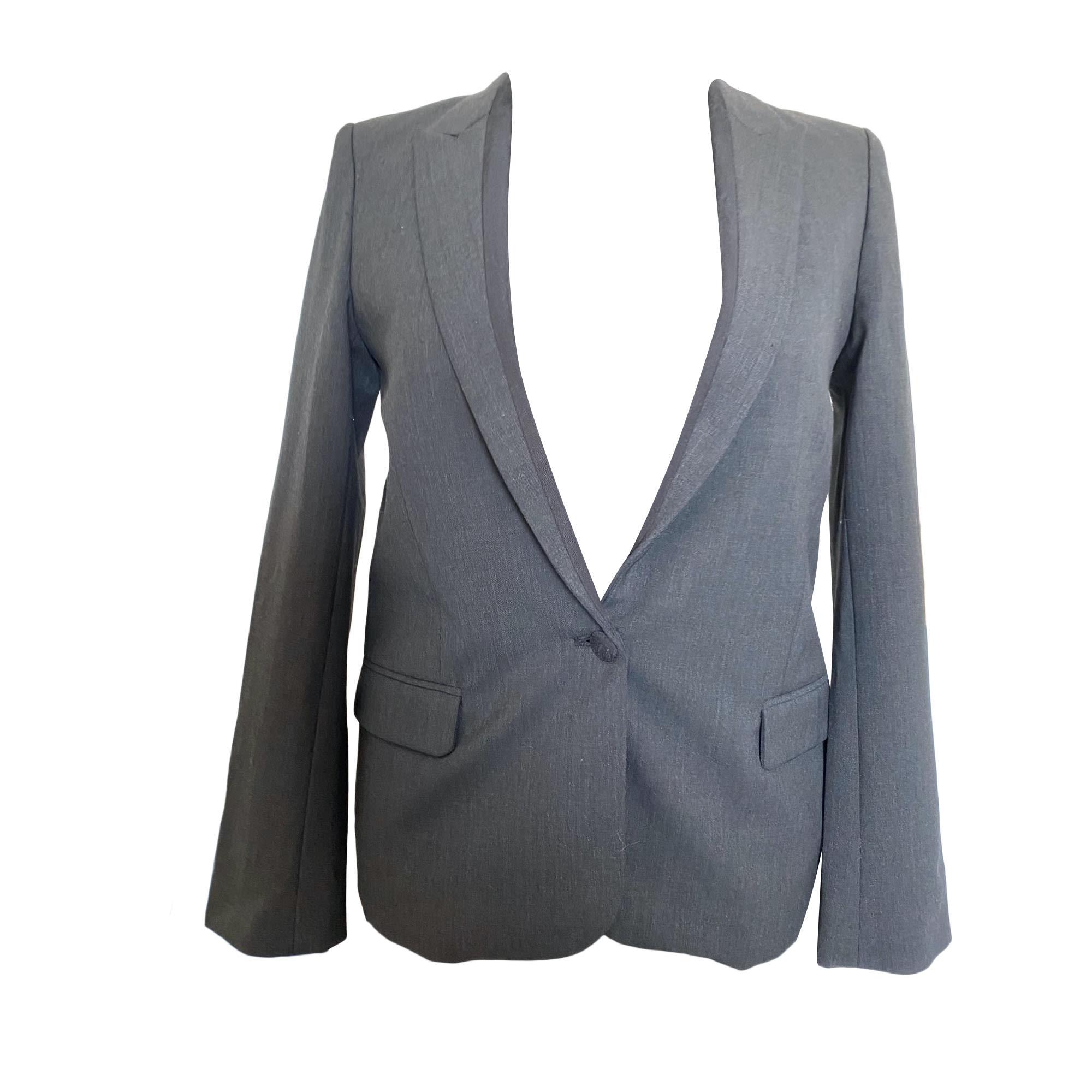 Blazer, veste tailleur ZADIG & VOLTAIRE Gris, anthracite