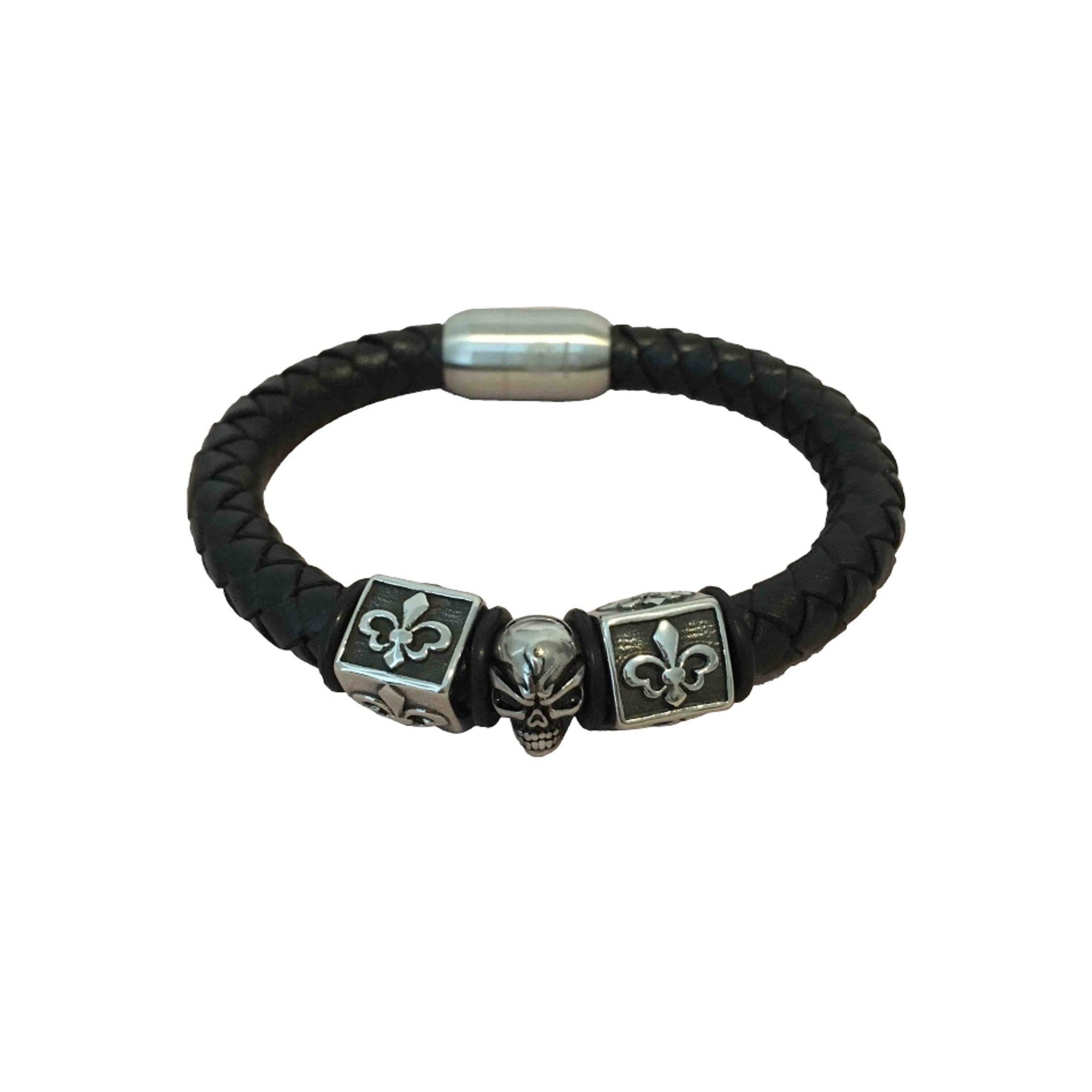 Bracelet CHROME HEARTS Noir