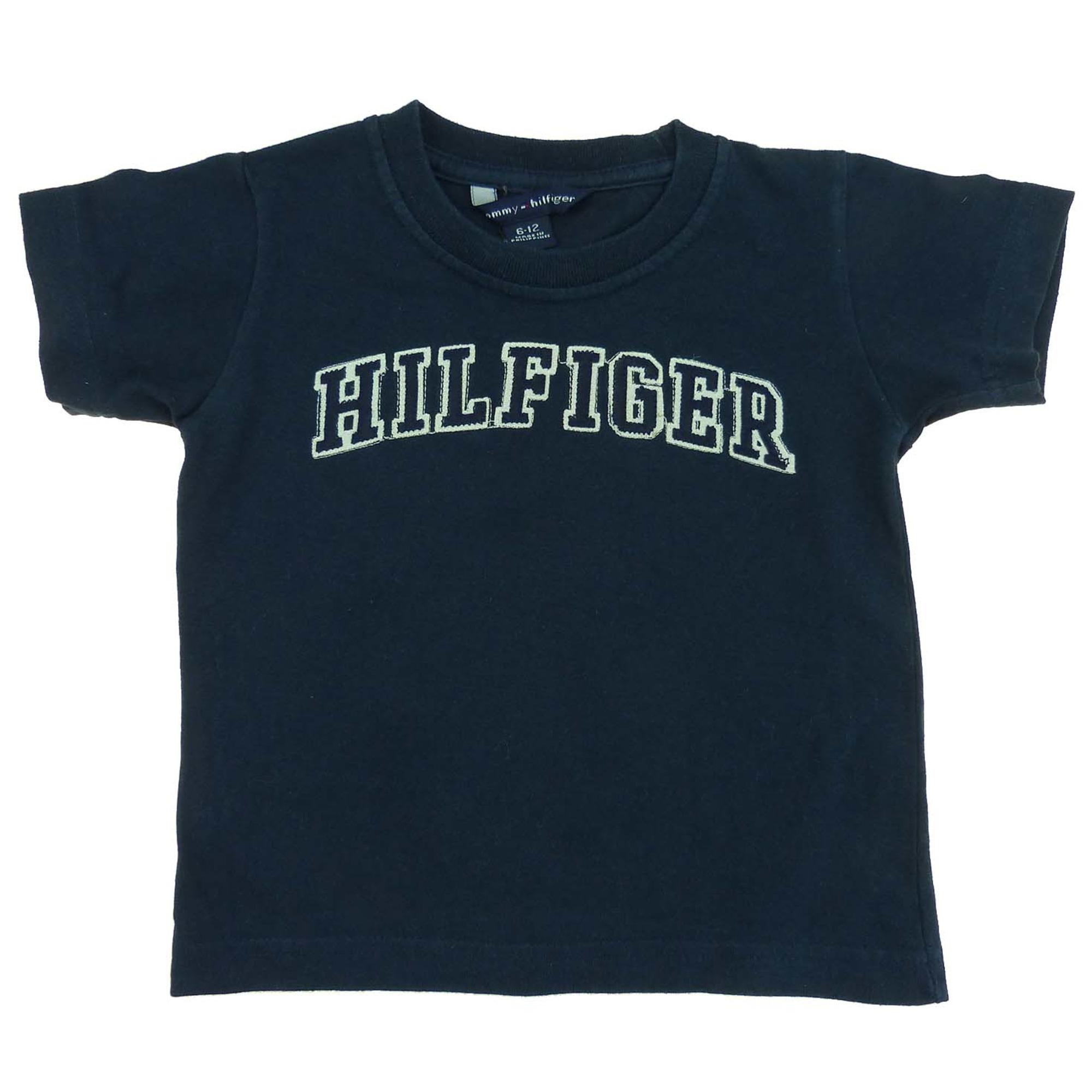 Top, tee shirt TOMMY HILFIGER Bleu, bleu marine, bleu turquoise