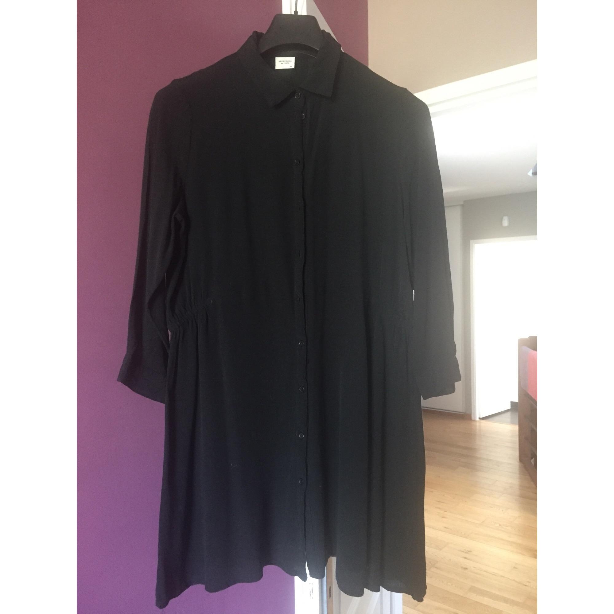 Robe courte JACQUELINE DE YONG Noir