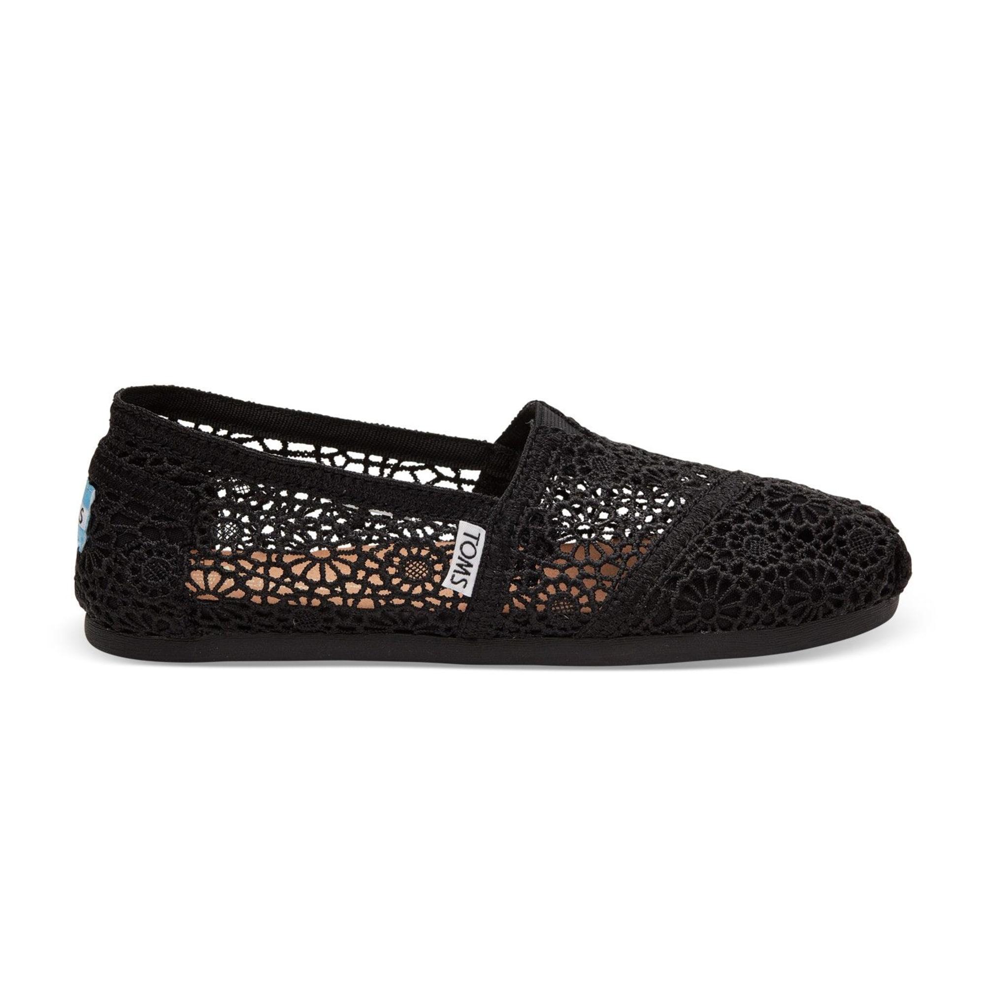 Chaussures de danse  TOMS Noir